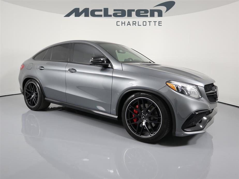 Used 2018 Mercedes Benz Gle Amg 63 S 4matic Coupe Charlotte Nc
