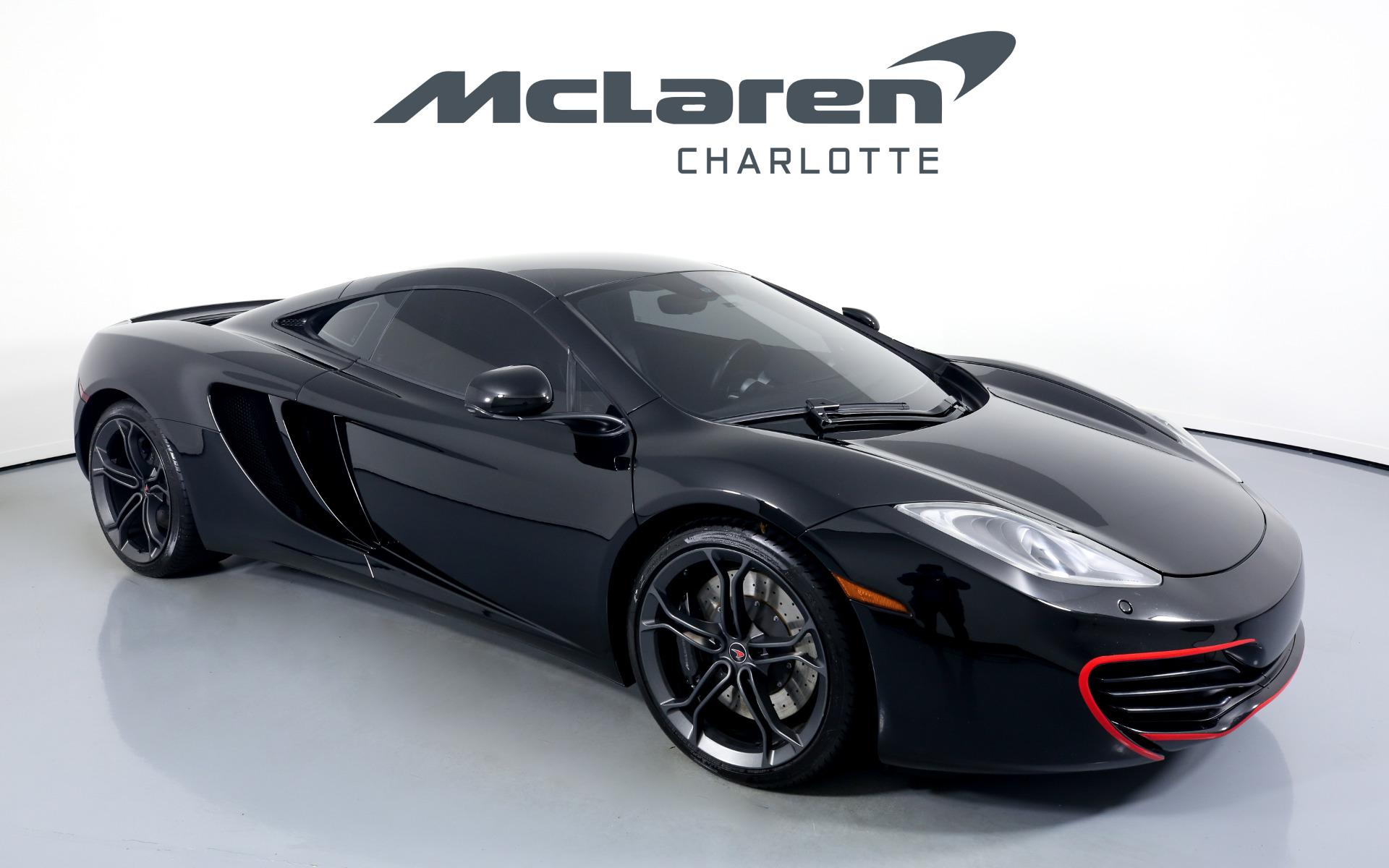 Used 2012 McLaren MP4-12C    Charlotte, NC