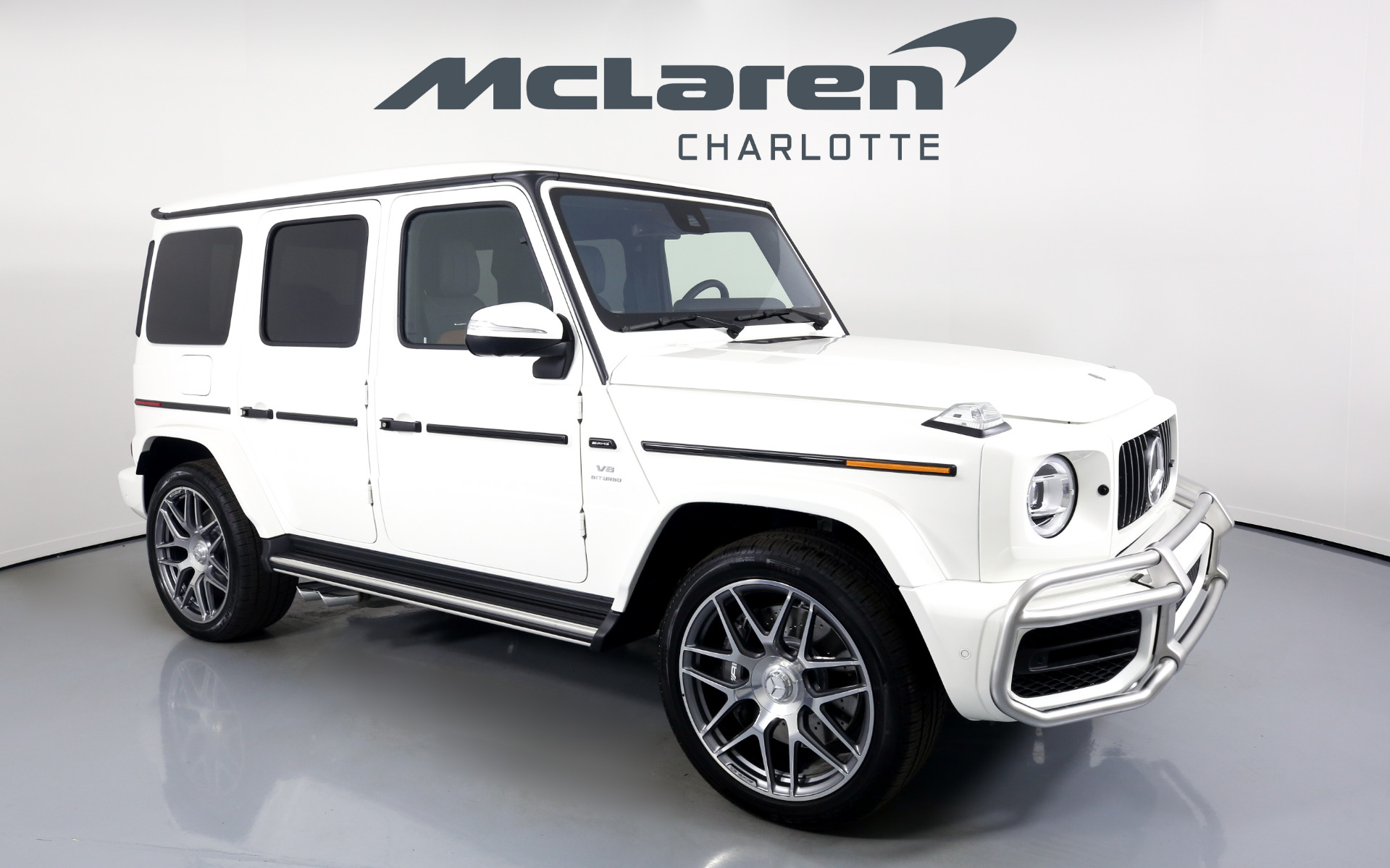 Used 2021 Mercedes Benz G Class Amg G 63 For Sale 239 996 Mclaren Charlotte Stock 372071