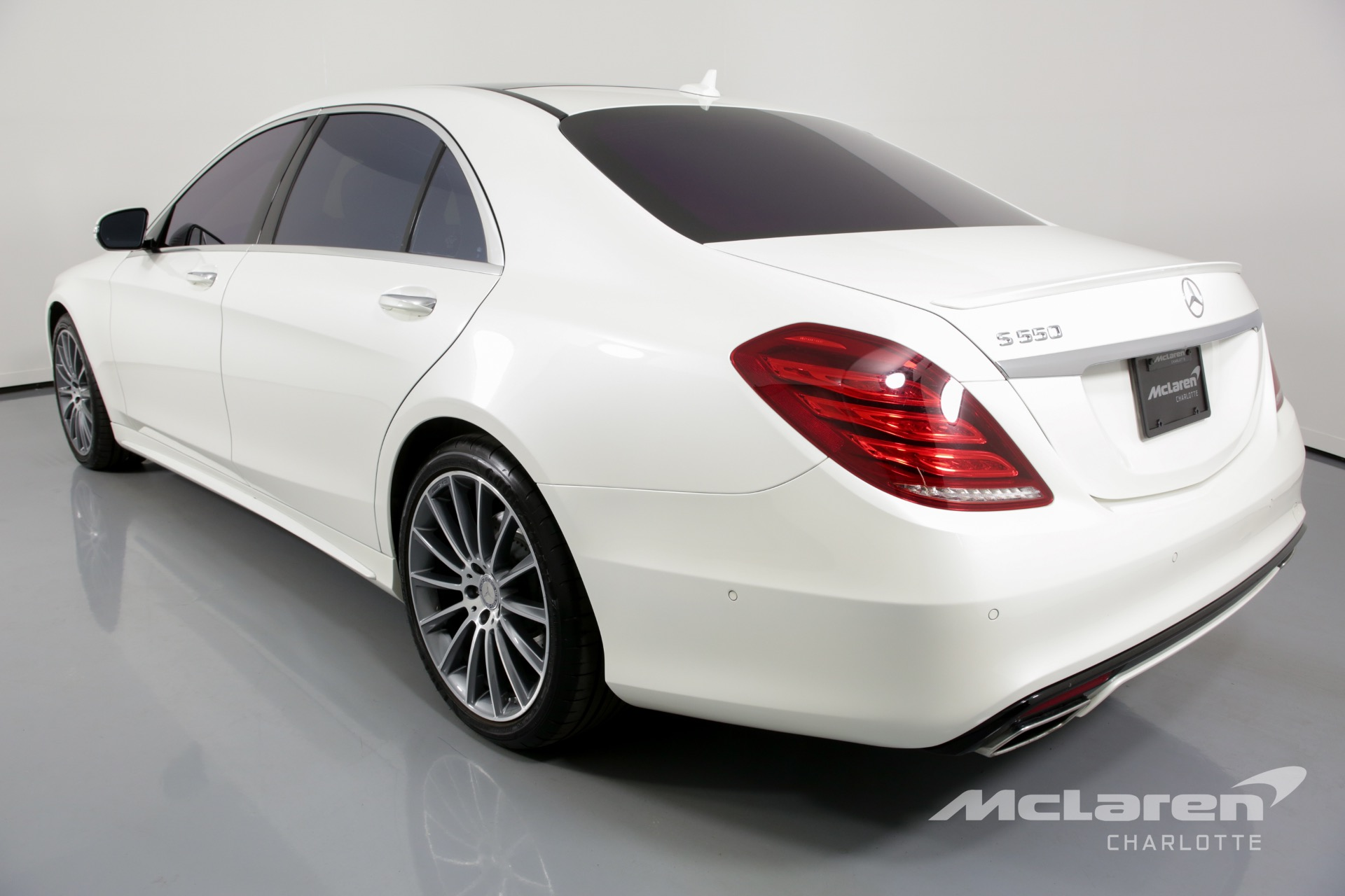 Used 2015 Mercedes-Benz S-Class S 550 | Charlotte, NC