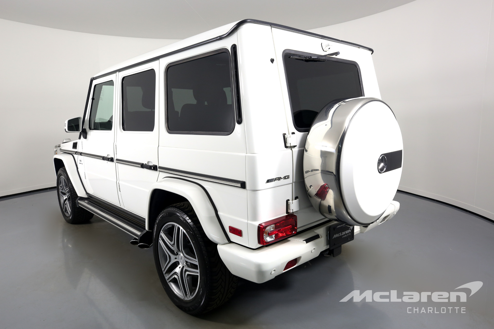 Used 2016 Mercedes-Benz G-Class AMG G 63   Charlotte, NC
