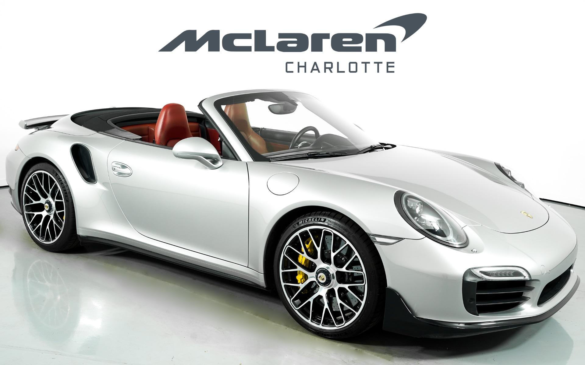 Used 2016 Porsche 911 Turbo S | Charlotte, NC