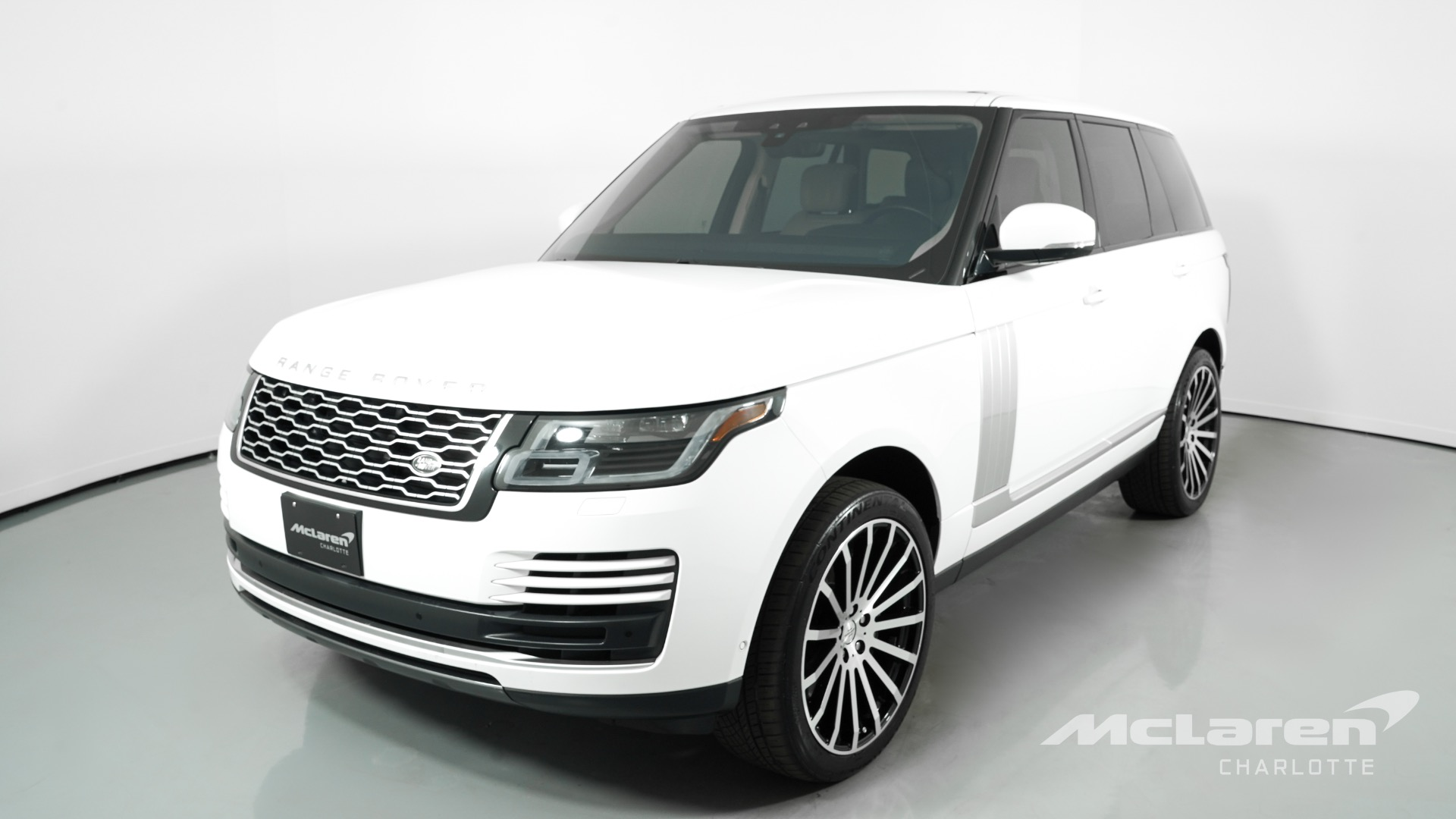 Used 2018 Land Rover Range Rover HSE   Charlotte, NC