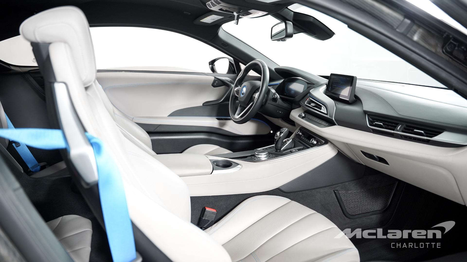 Used 2015 BMW i8  | Charlotte, NC