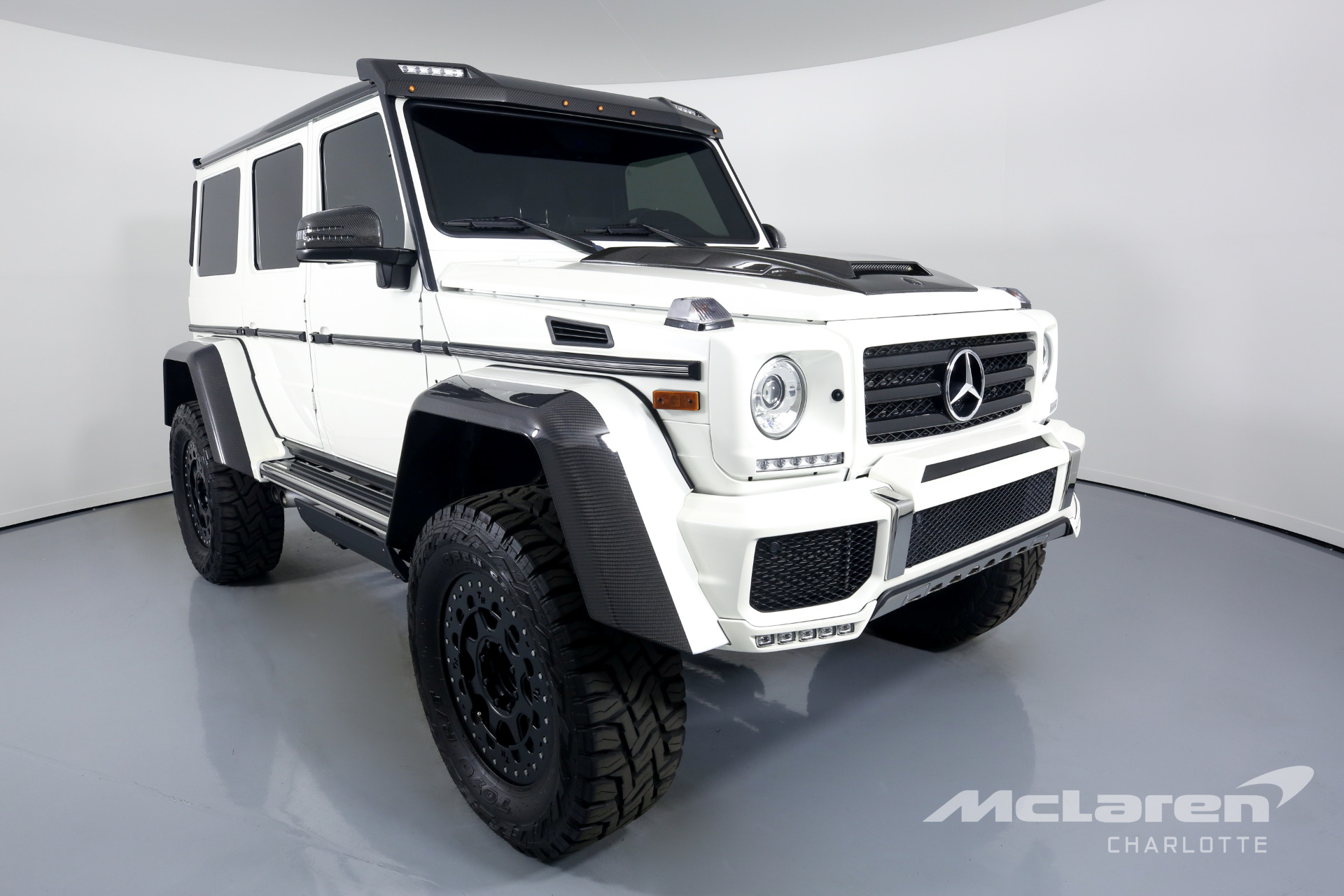 Used 2018 Mercedes-Benz G-Class G 550 4x4 Squared | Charlotte, NC