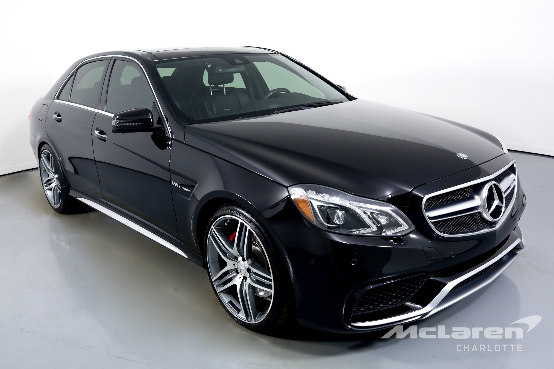 Used 2015 Mercedes-Benz E-Class E 63 AMG S-Model | Charlotte, NC
