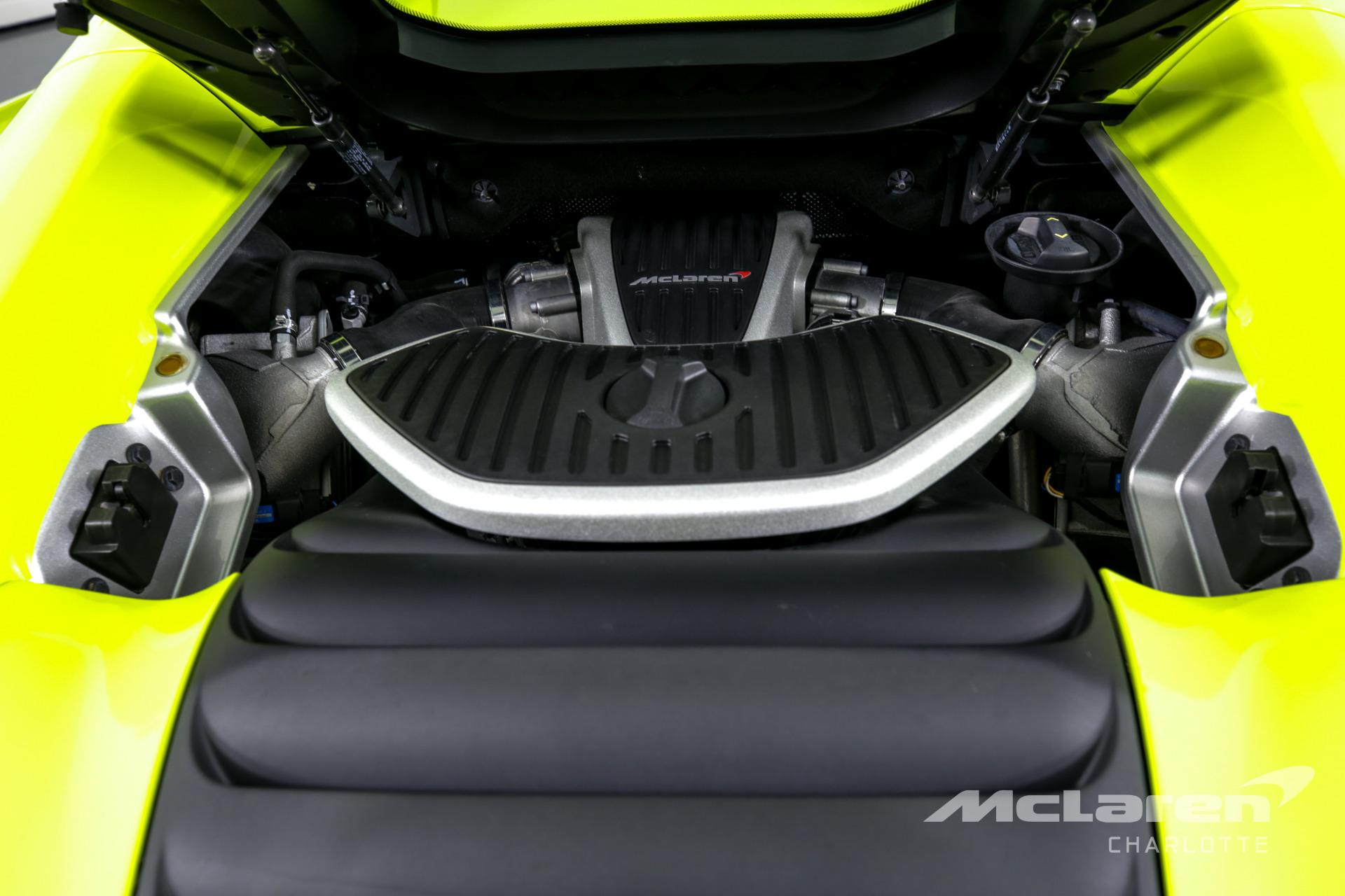 Used 2016 McLaren 650S Spider  | Charlotte, NC