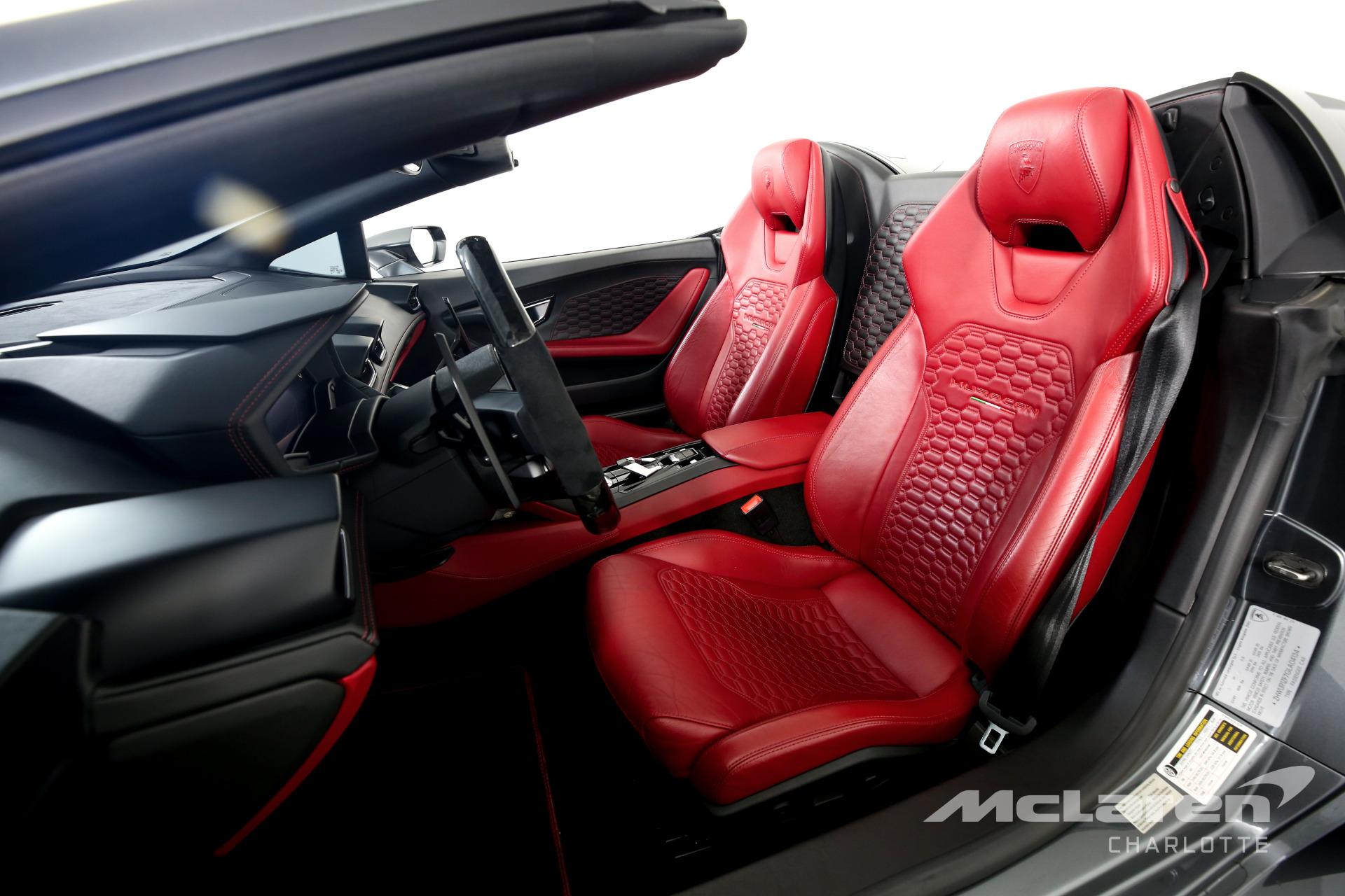 Used 2016 Lamborghini Huracan LP 610-4 Spyder | Charlotte, NC