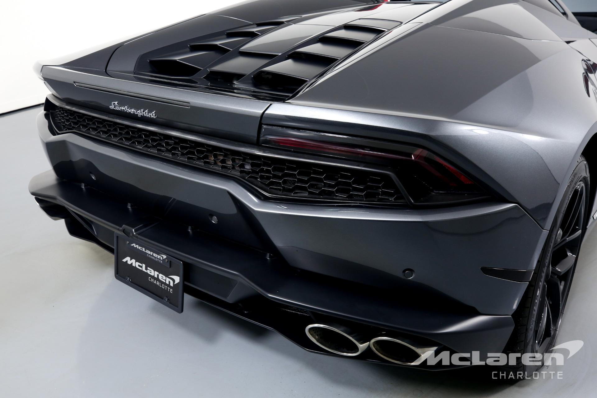 Used 2016 Lamborghini Huracan LP 610-4 Spyder   Charlotte, NC