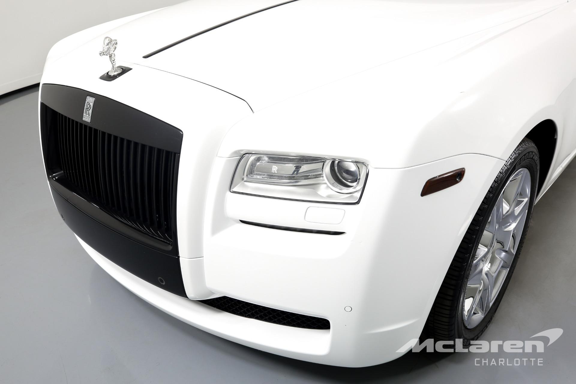 Used 2014 Rolls-Royce Ghost    Charlotte, NC