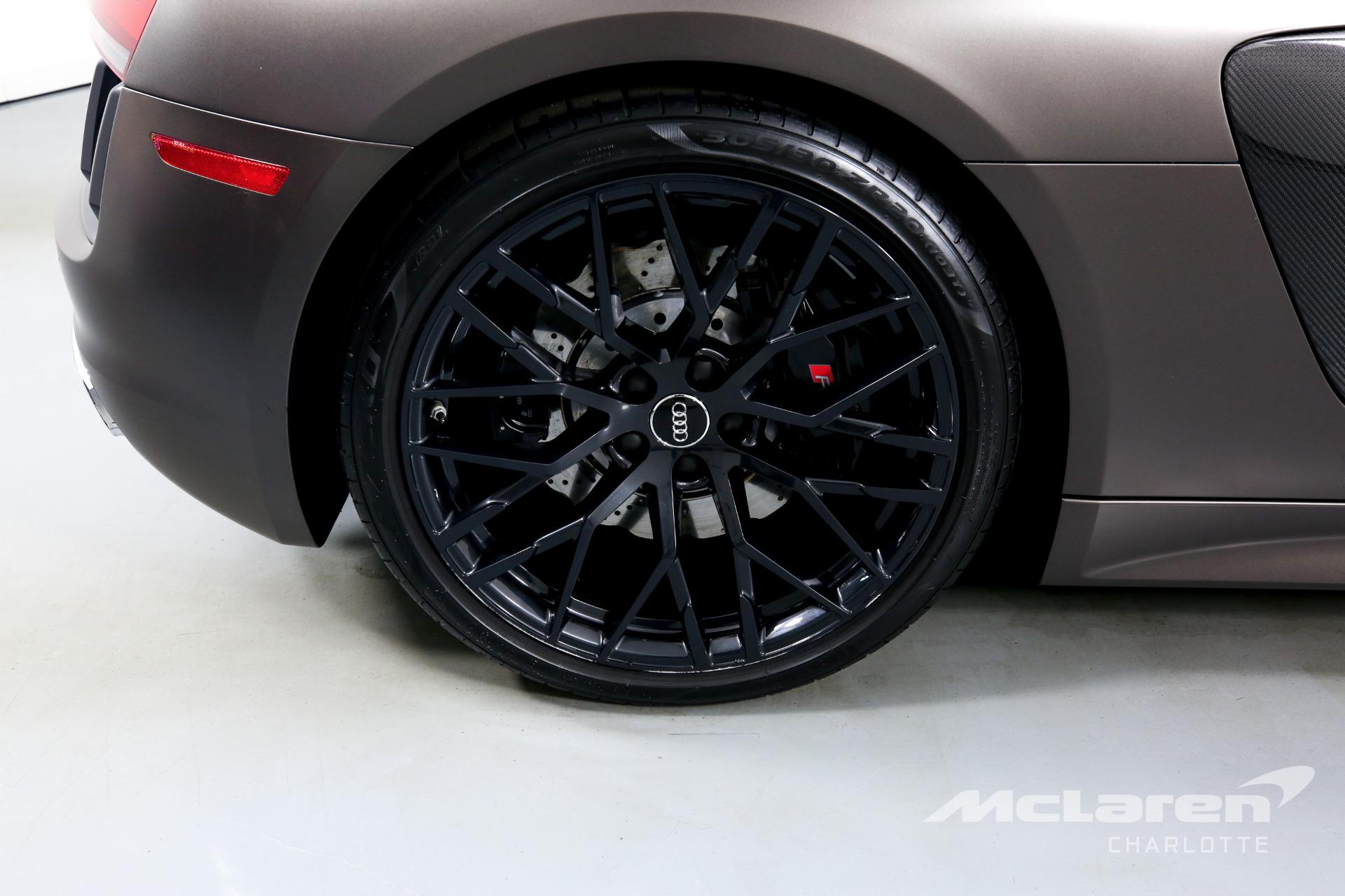 Used 2017 Audi R8 5.2 quattro V10 Spyder | Charlotte, NC
