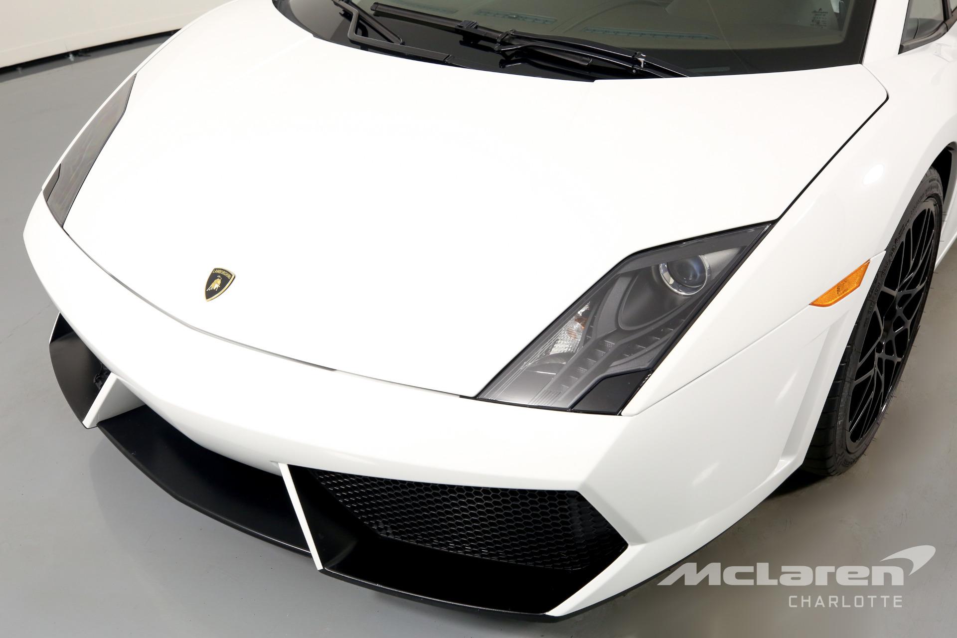 Used 2013 Lamborghini Gallardo LP 550-2 Spyder | Charlotte, NC