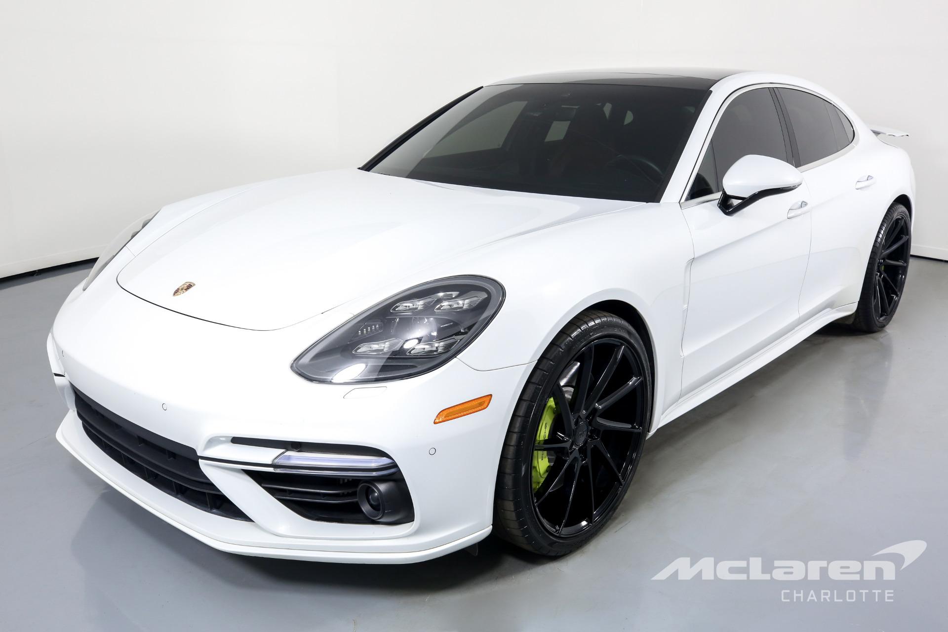 Used 2017 Porsche Panamera Turbo   Charlotte, NC