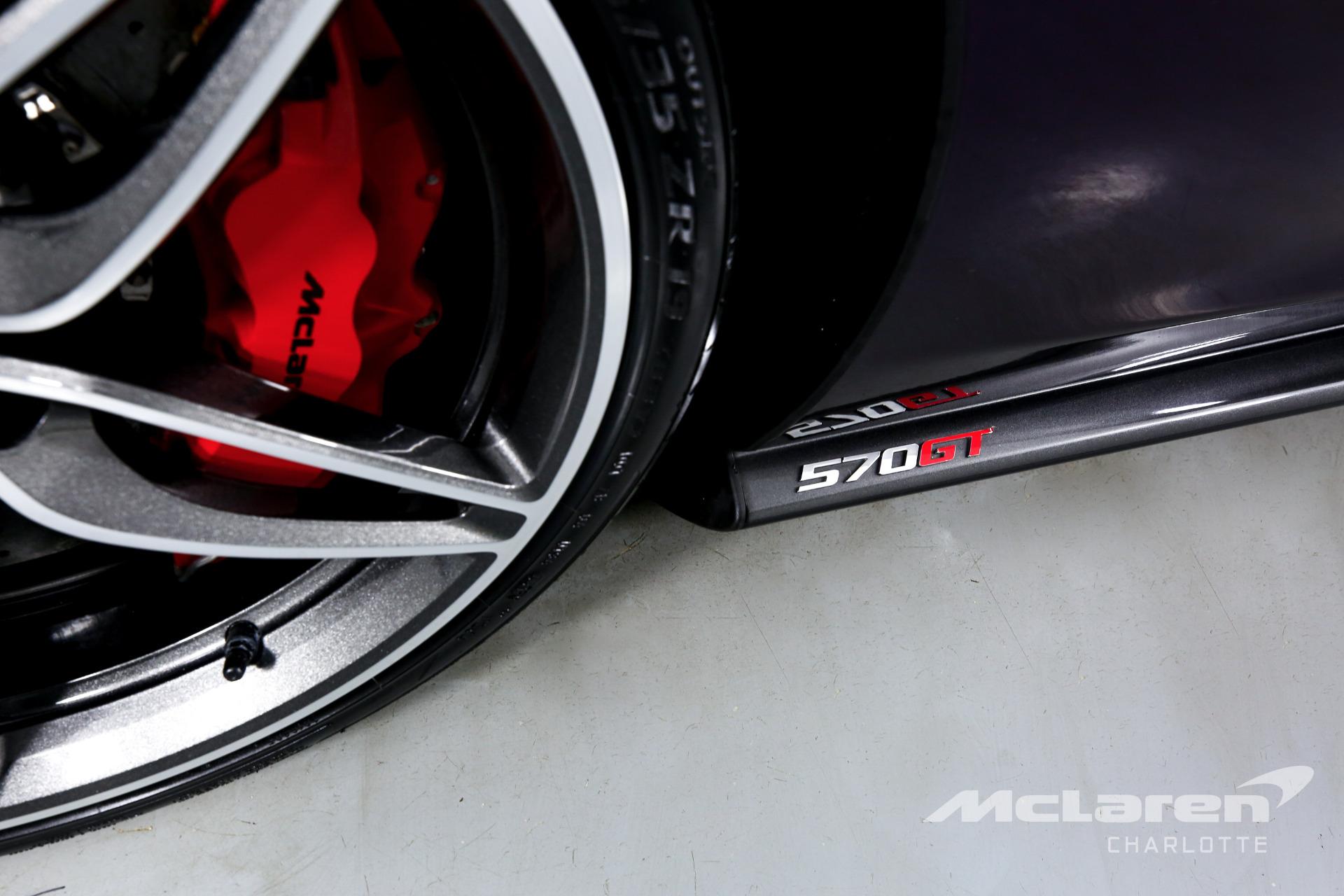 Used 2018 McLaren 570GT  | Charlotte, NC
