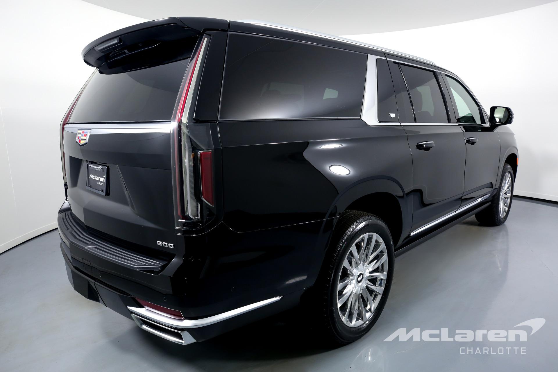 used 2021 cadillac escalade esv premium luxury for sale