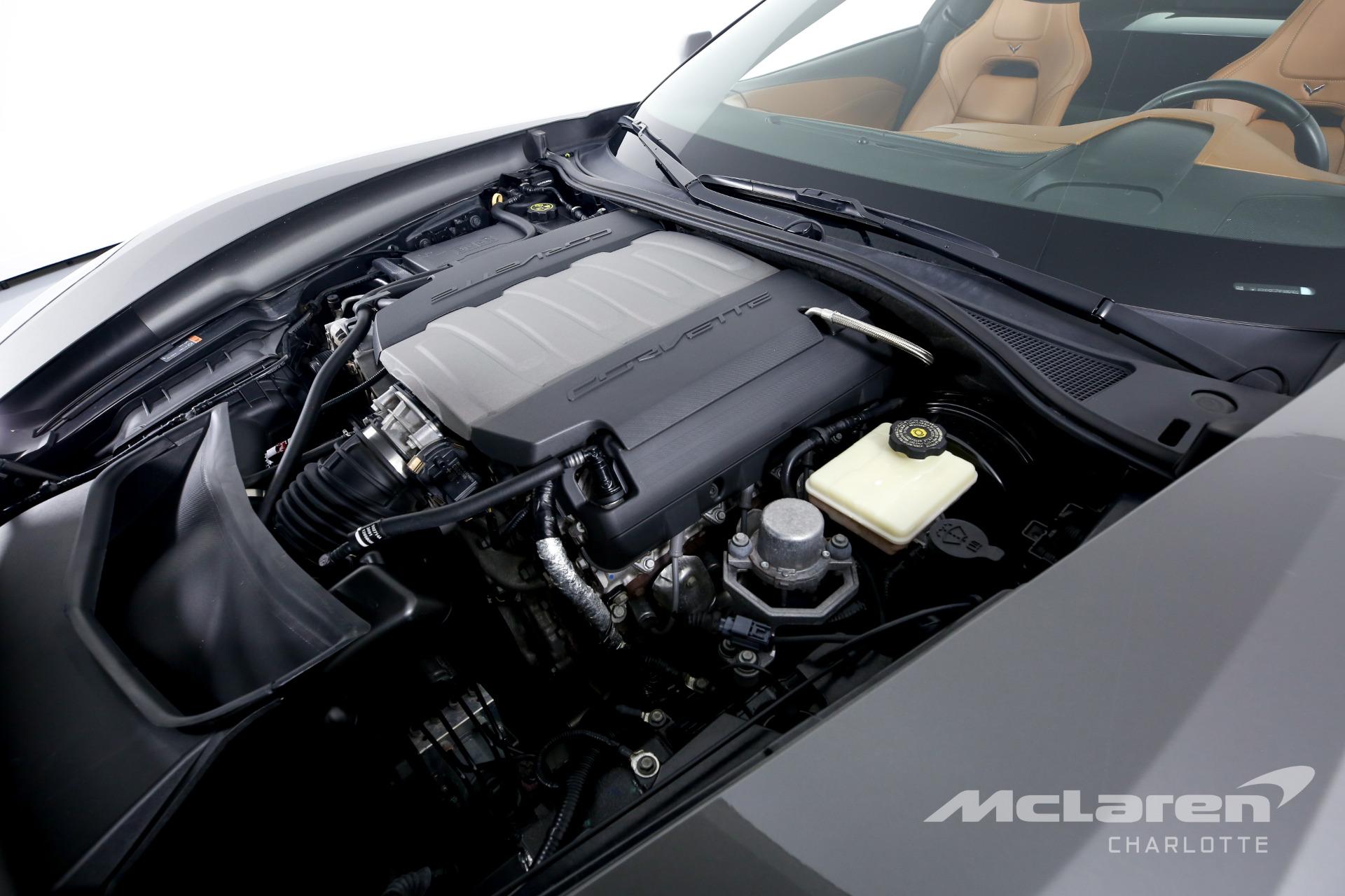 Used 2015 Chevrolet Corvette Stingray Z51   Charlotte, NC