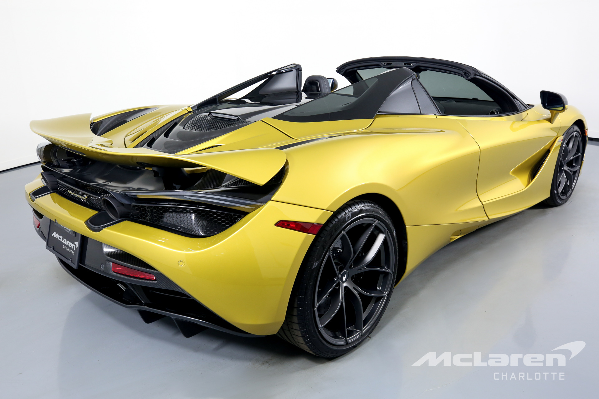 Used 2019 McLaren 720S Spider Performance | Charlotte, NC