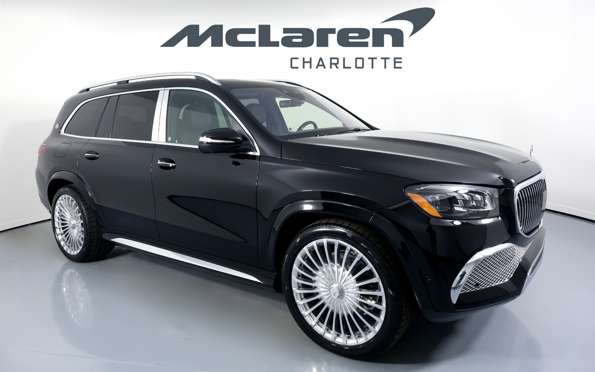 Used 2021 Mercedes-Benz GLS Mercedes-Maybach GLS 600 4MATIC | Charlotte, NC