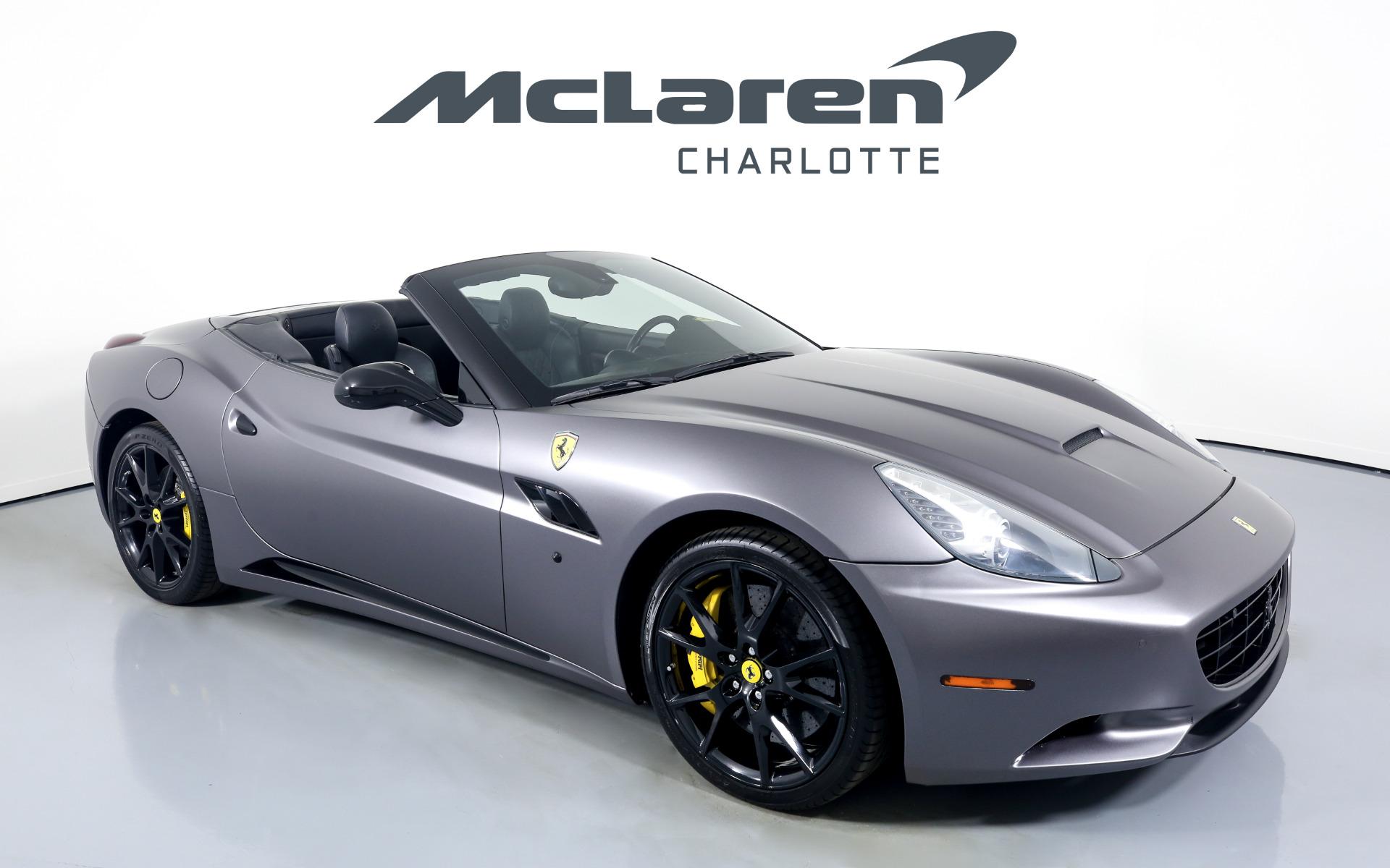 Used 2010 Ferrari California  | Charlotte, NC