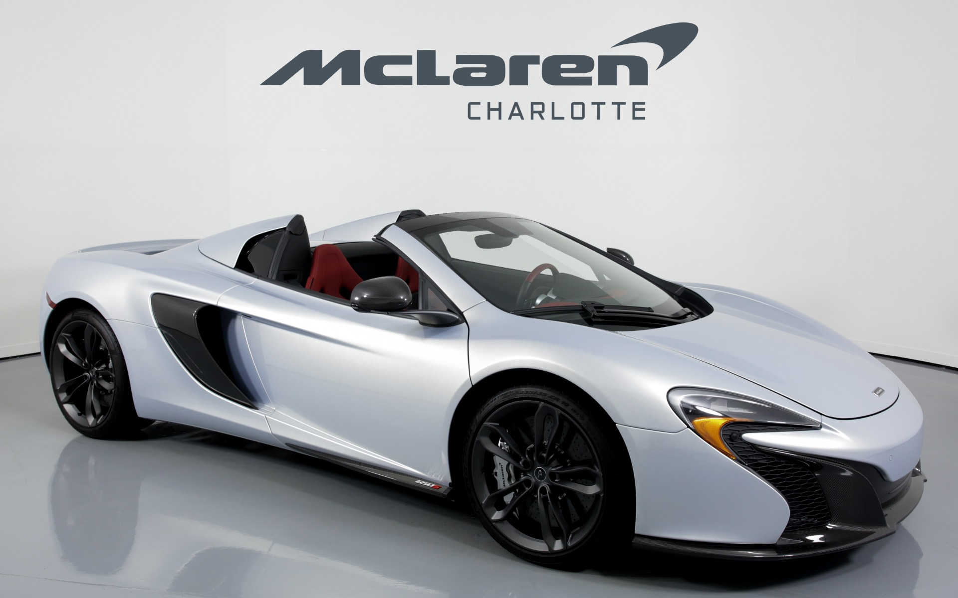 Used 2016 McLaren 650S Spider  | Charlotte, NC