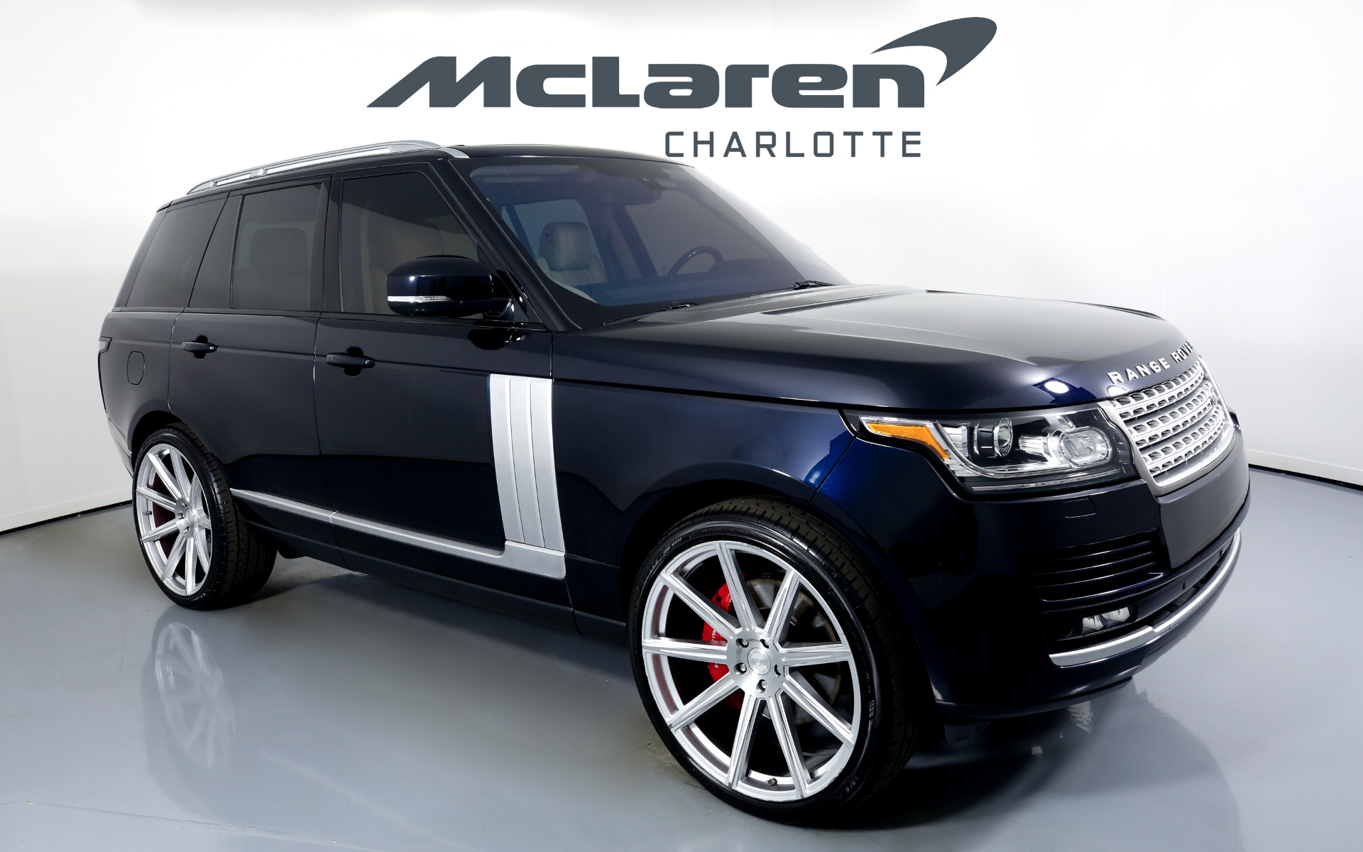 Used 2016 Land Rover Range Rover HSE | Charlotte, NC