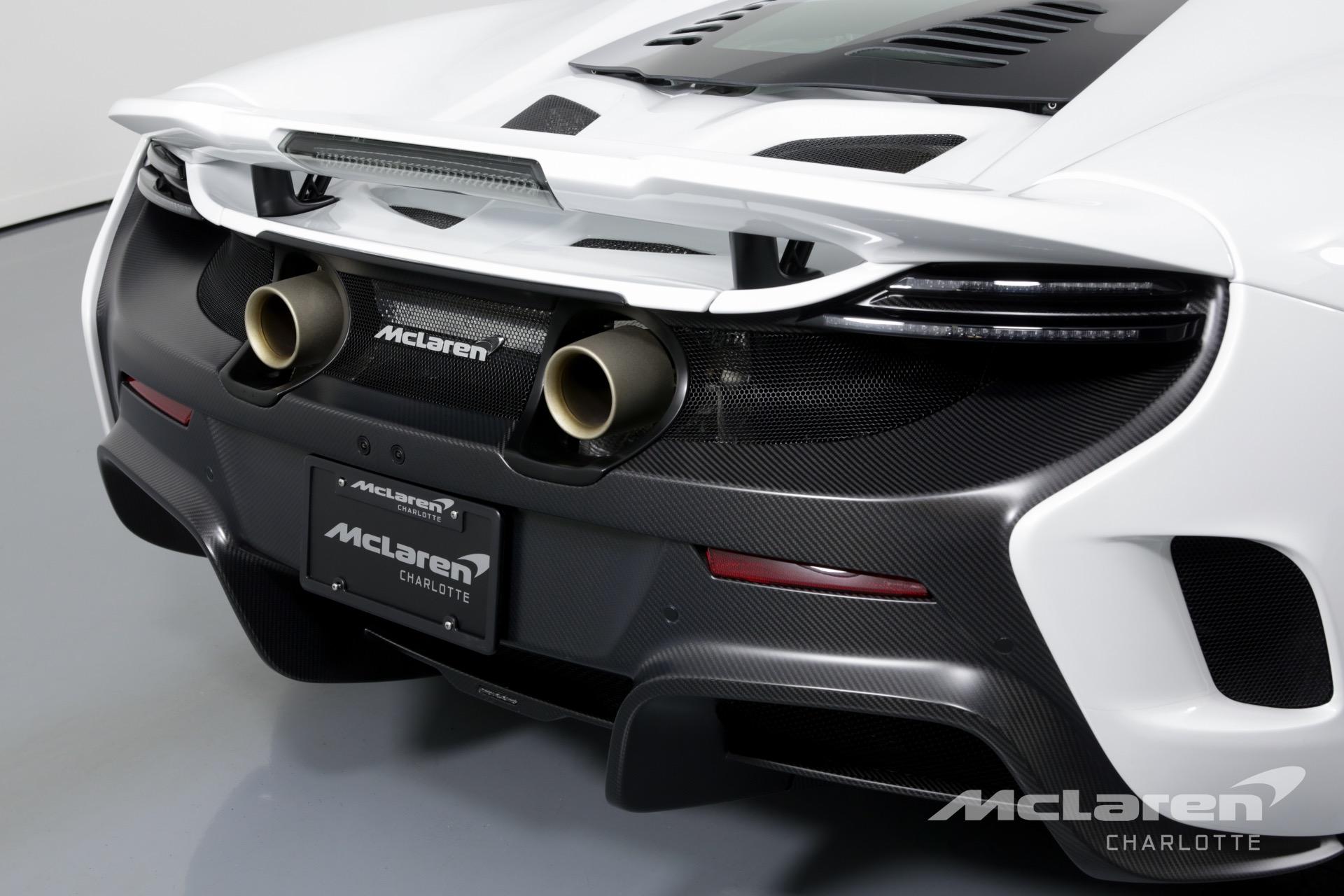Used 2016 McLaren 675LT Spider  | Charlotte, NC