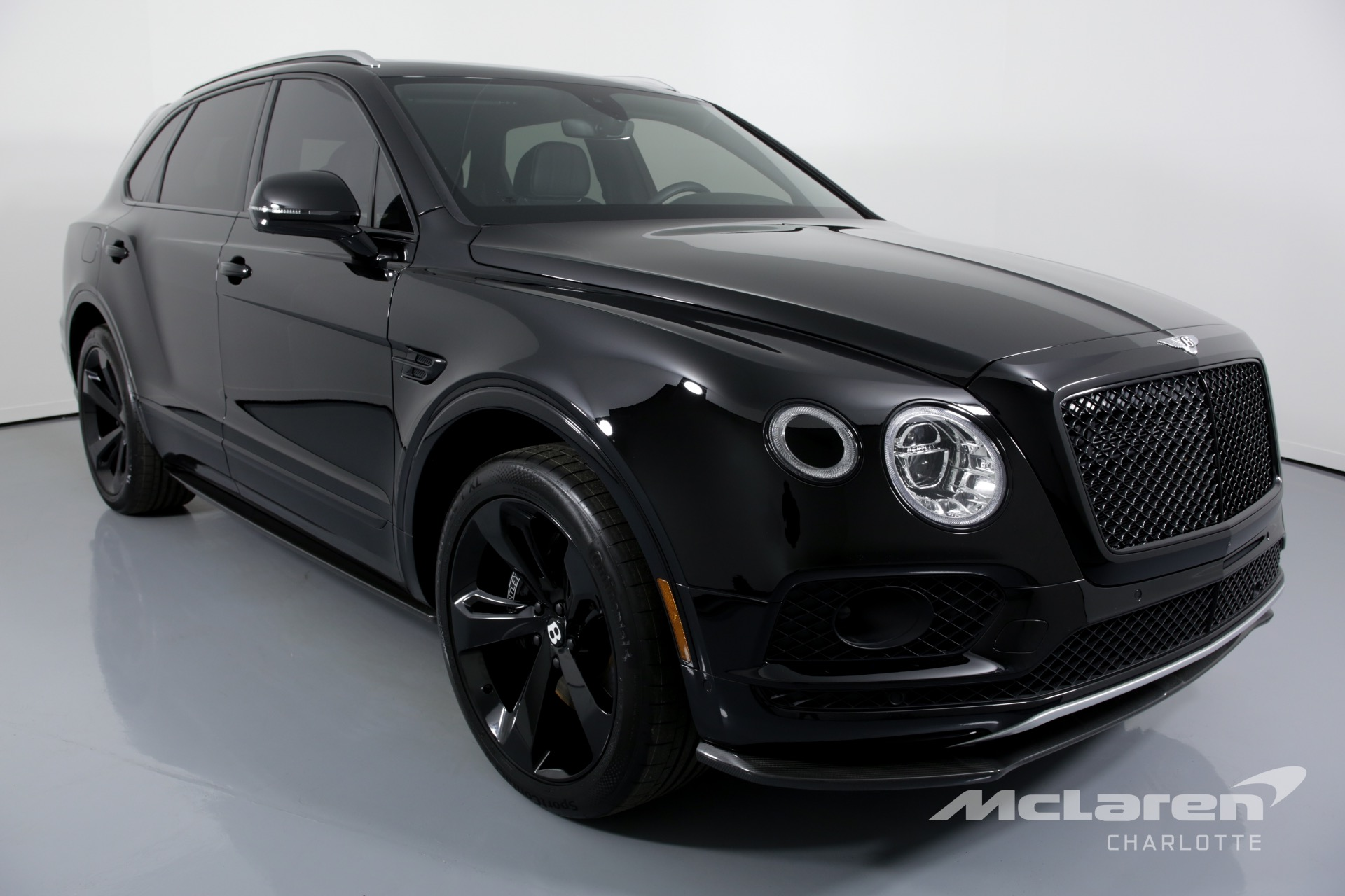 Used 2018 Bentley Bentayga Black Edition For Sale