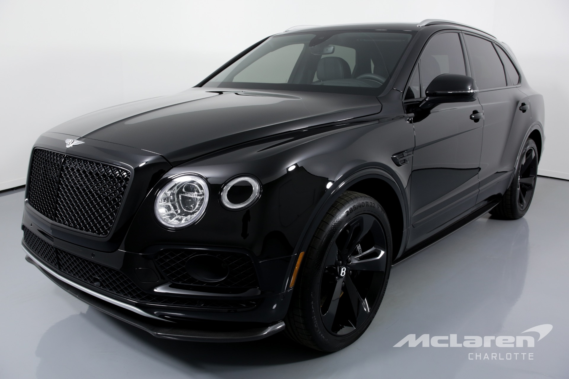 Used 2018 Bentley Bentayga Black Edition | Charlotte, NC