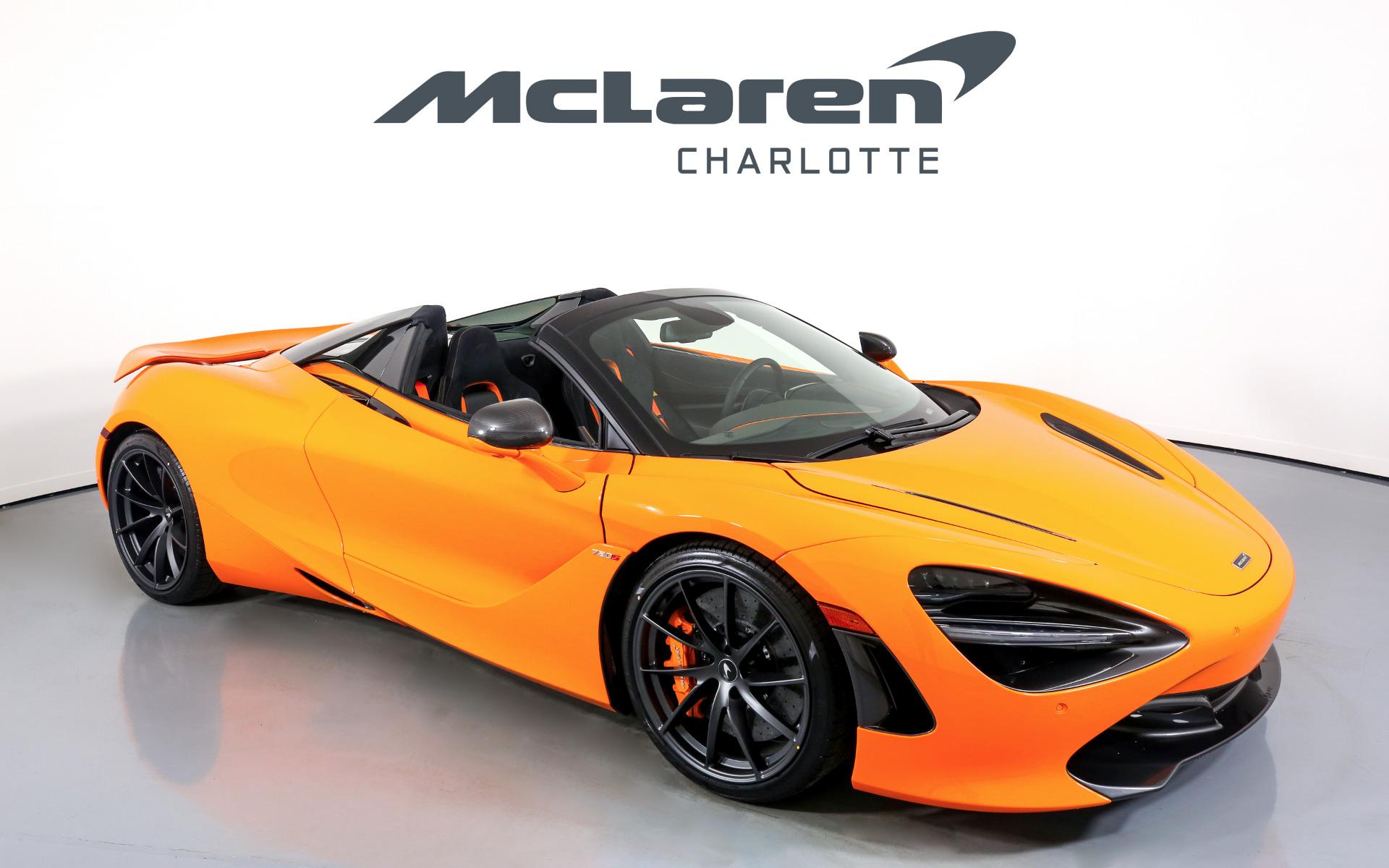 New 2021 MCLAREN 720S SPIDER  | Charlotte, NC