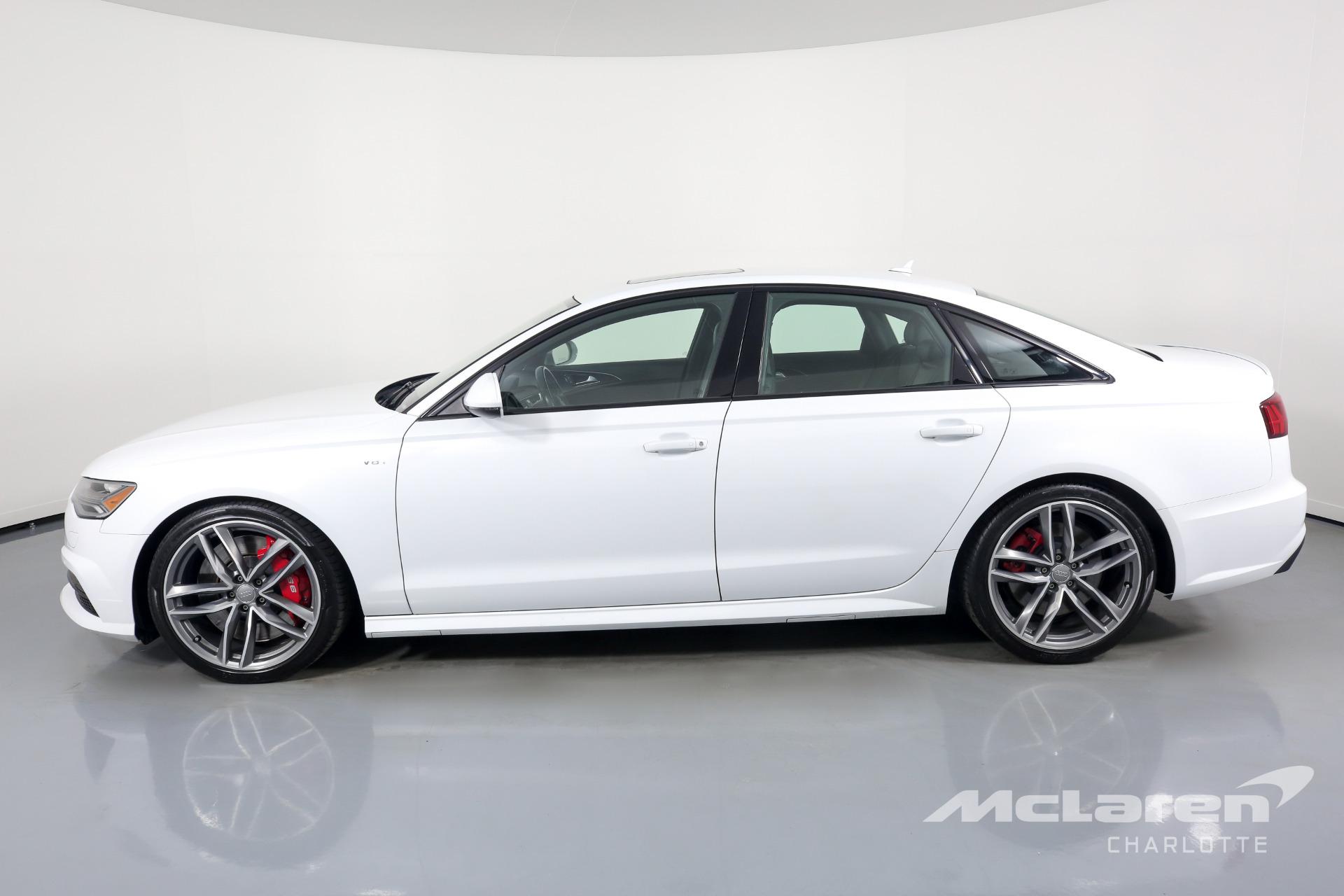 Used 2017 Audi S6 4.0T quattro Premium Plus | Charlotte, NC