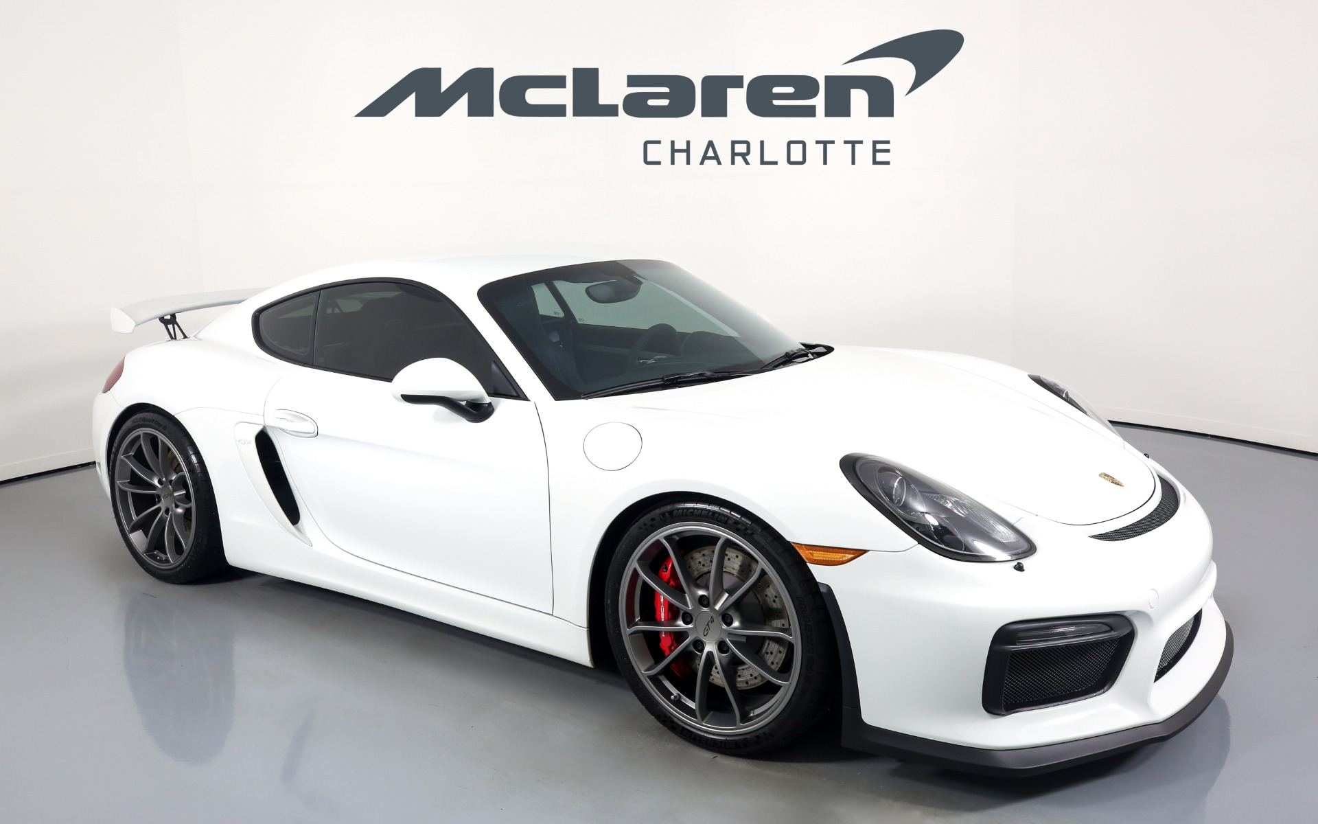 Used 2016 Porsche Cayman GT4 | Charlotte, NC