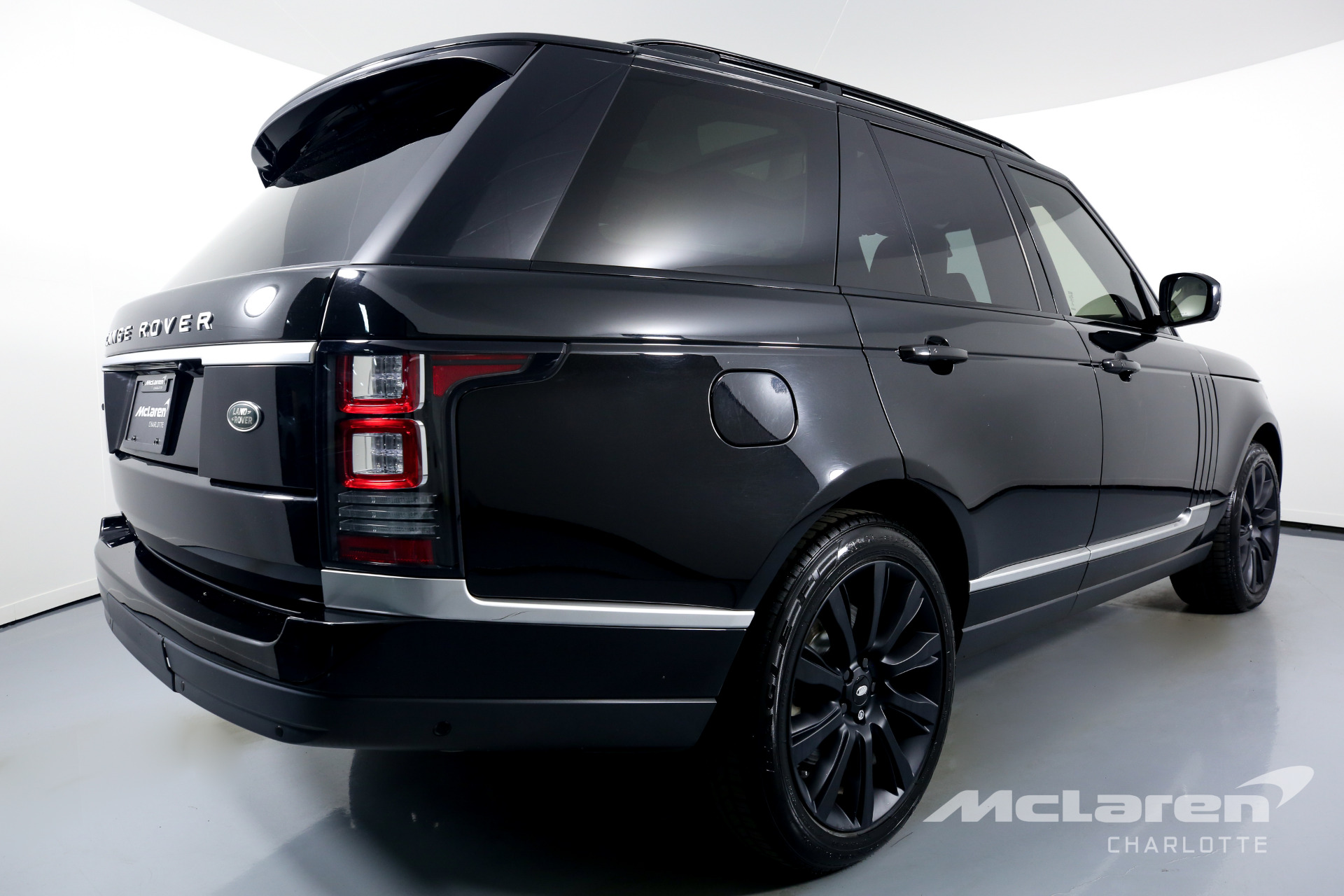 Used 2016 Land Rover Range Rover Supercharged | Charlotte, NC