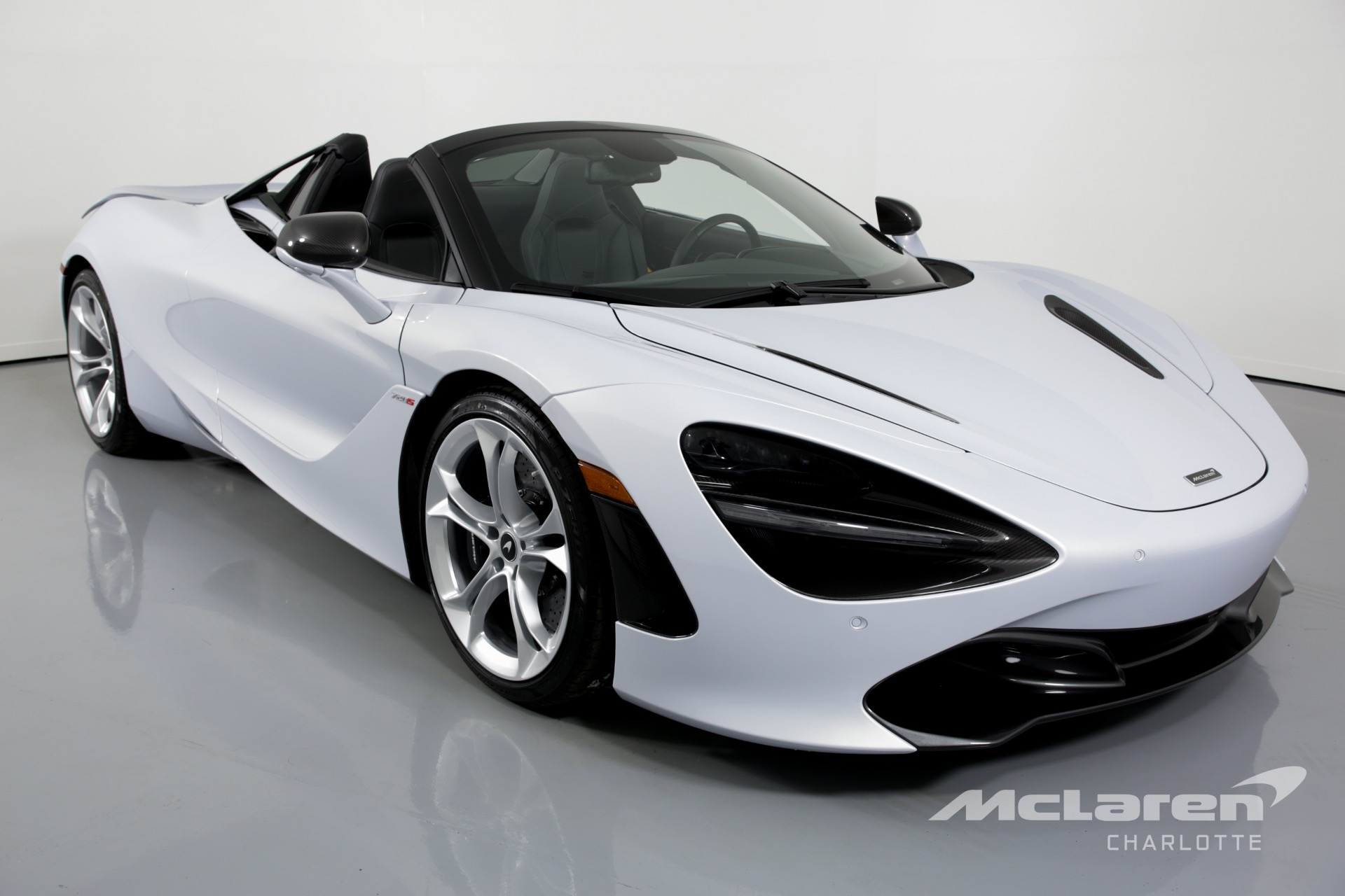 New 2020 MCLAREN 720S SPIDER LUXURY | Charlotte, NC