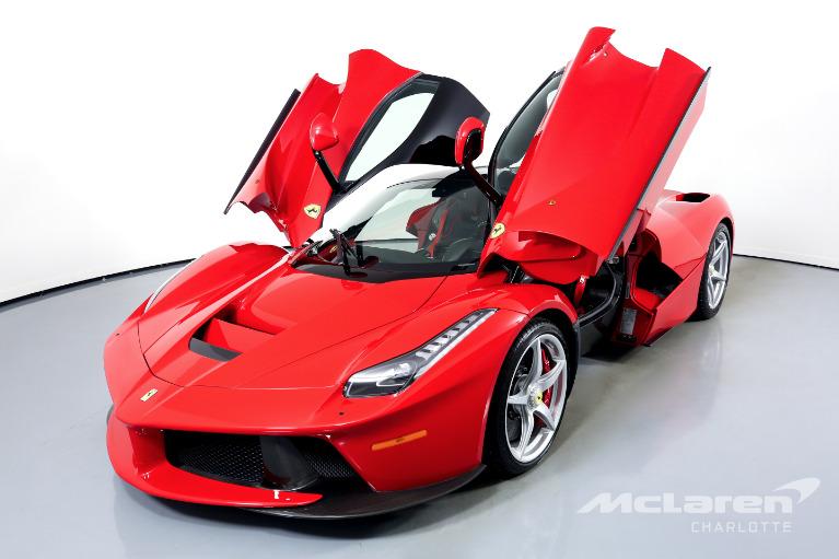 Used-2014-Ferrari-LaFerrari