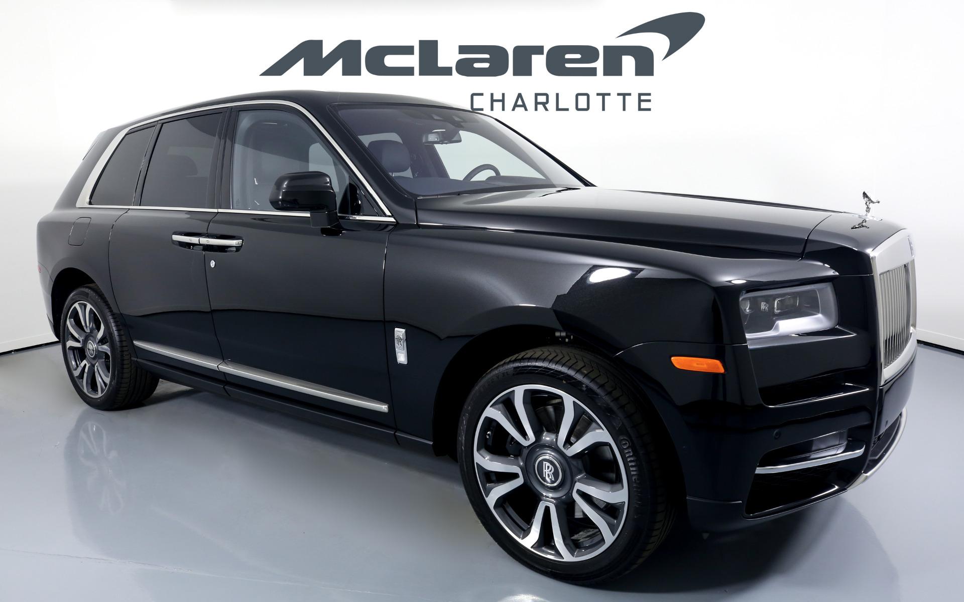 Used 2021 Rolls-Royce Cullinan    Charlotte, NC