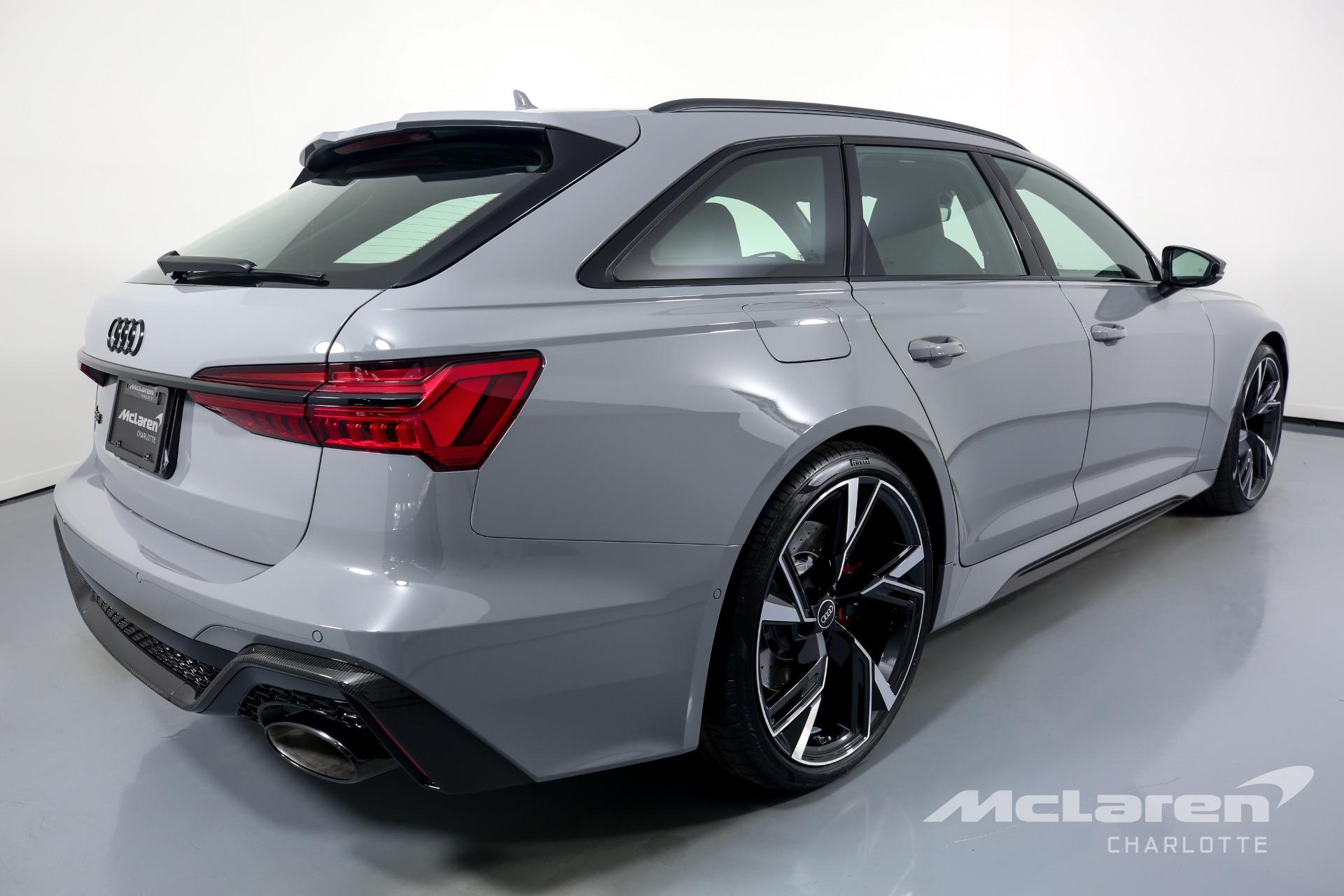Used 2021 Audi RS 6 4.0T quattro Avant | Charlotte, NC