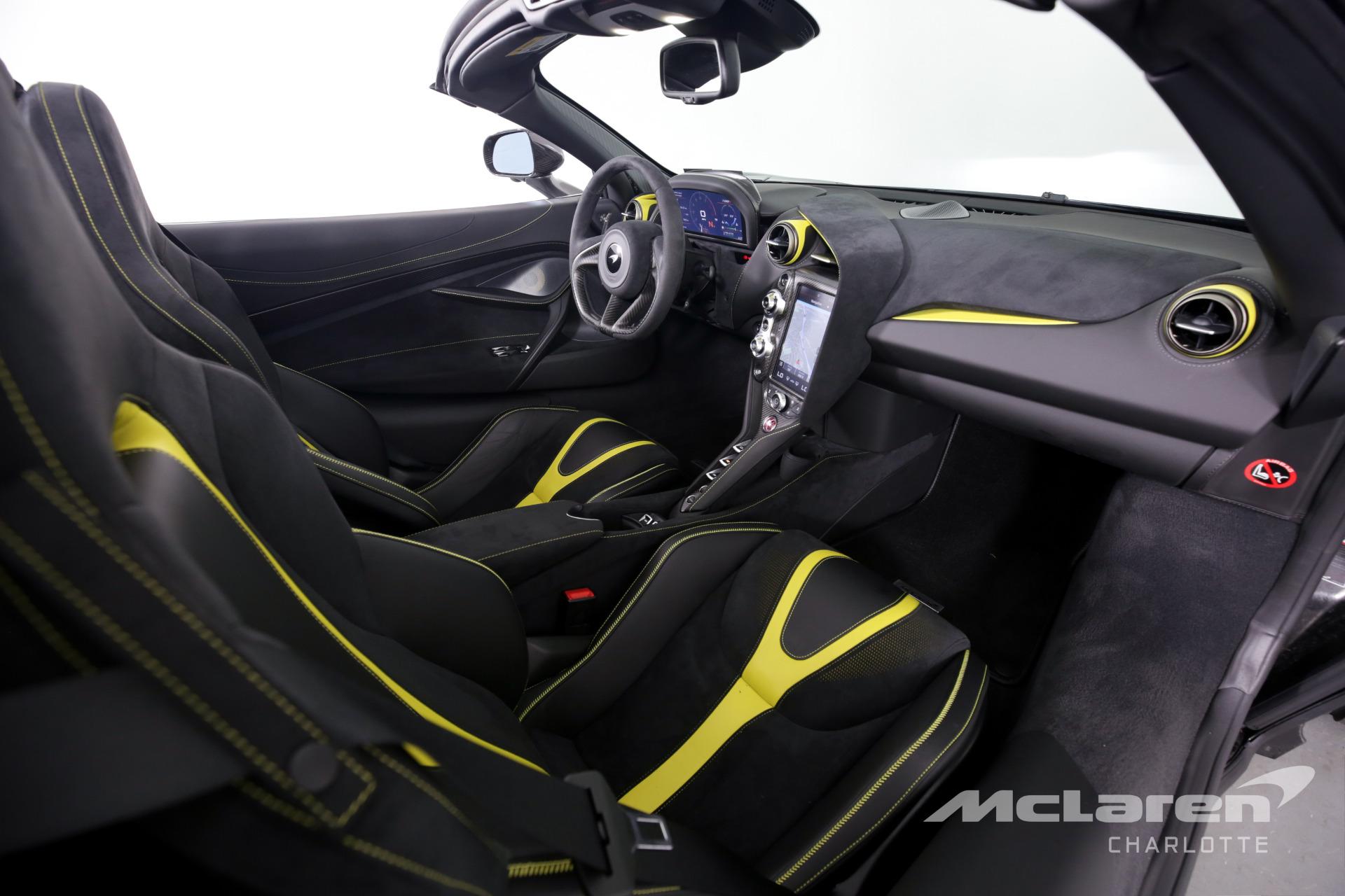 Used 2020 McLaren 720S SPIDER Performance   Charlotte, NC