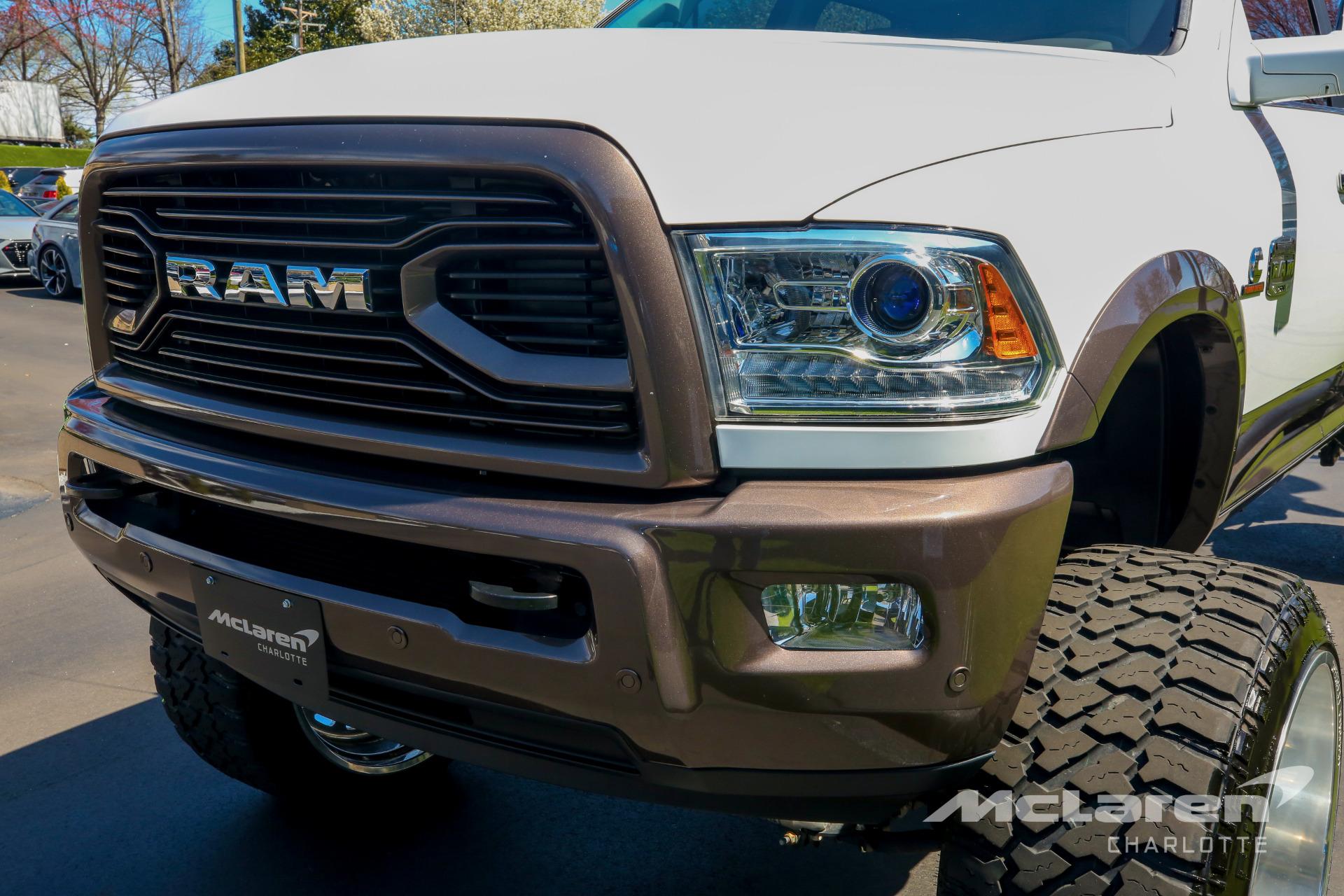 Used 2018 Ram Ram Pickup 2500 Laramie Longhorn   Charlotte, NC