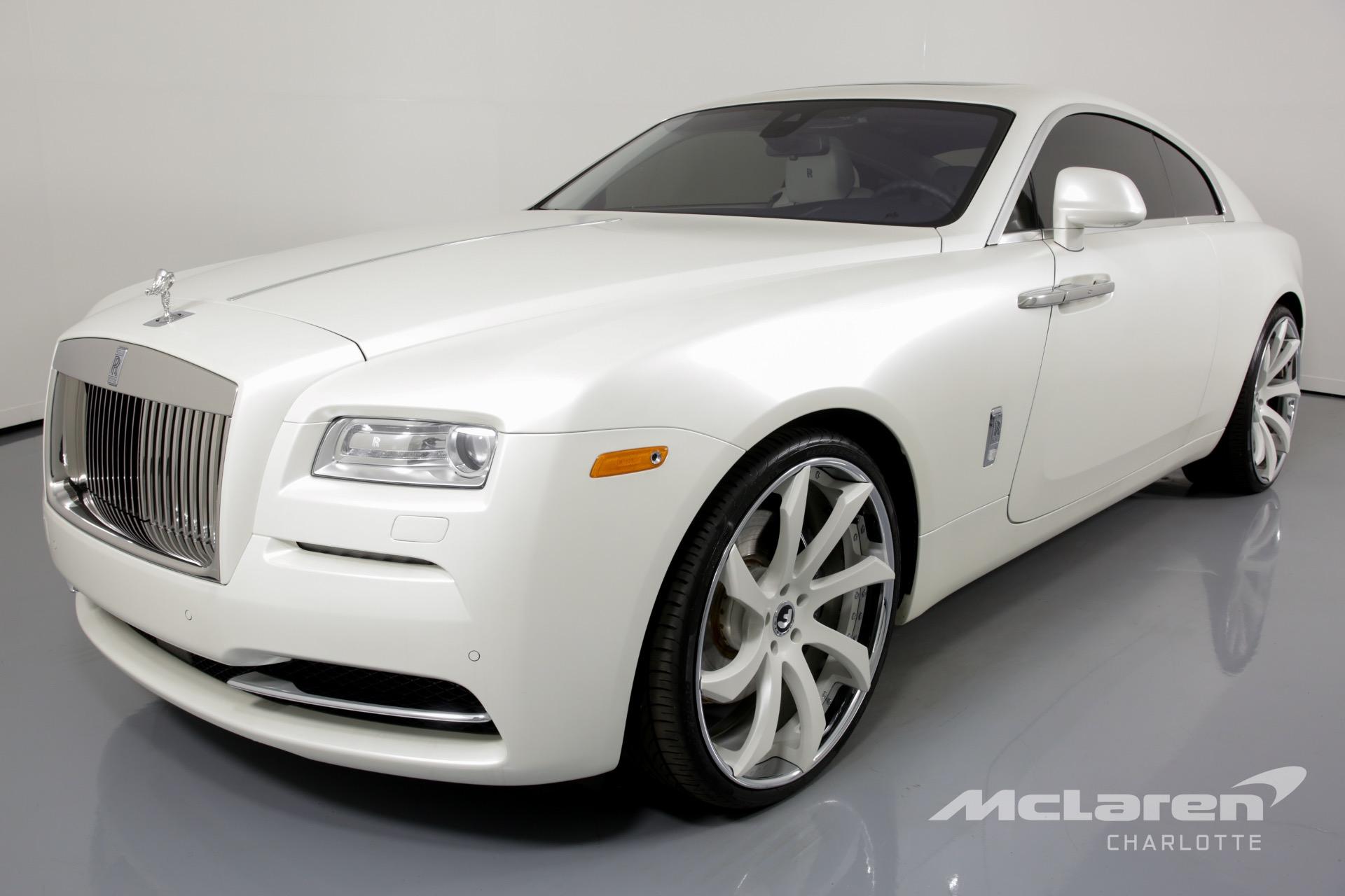 Used 2014 Rolls-Royce Wraith  | Charlotte, NC