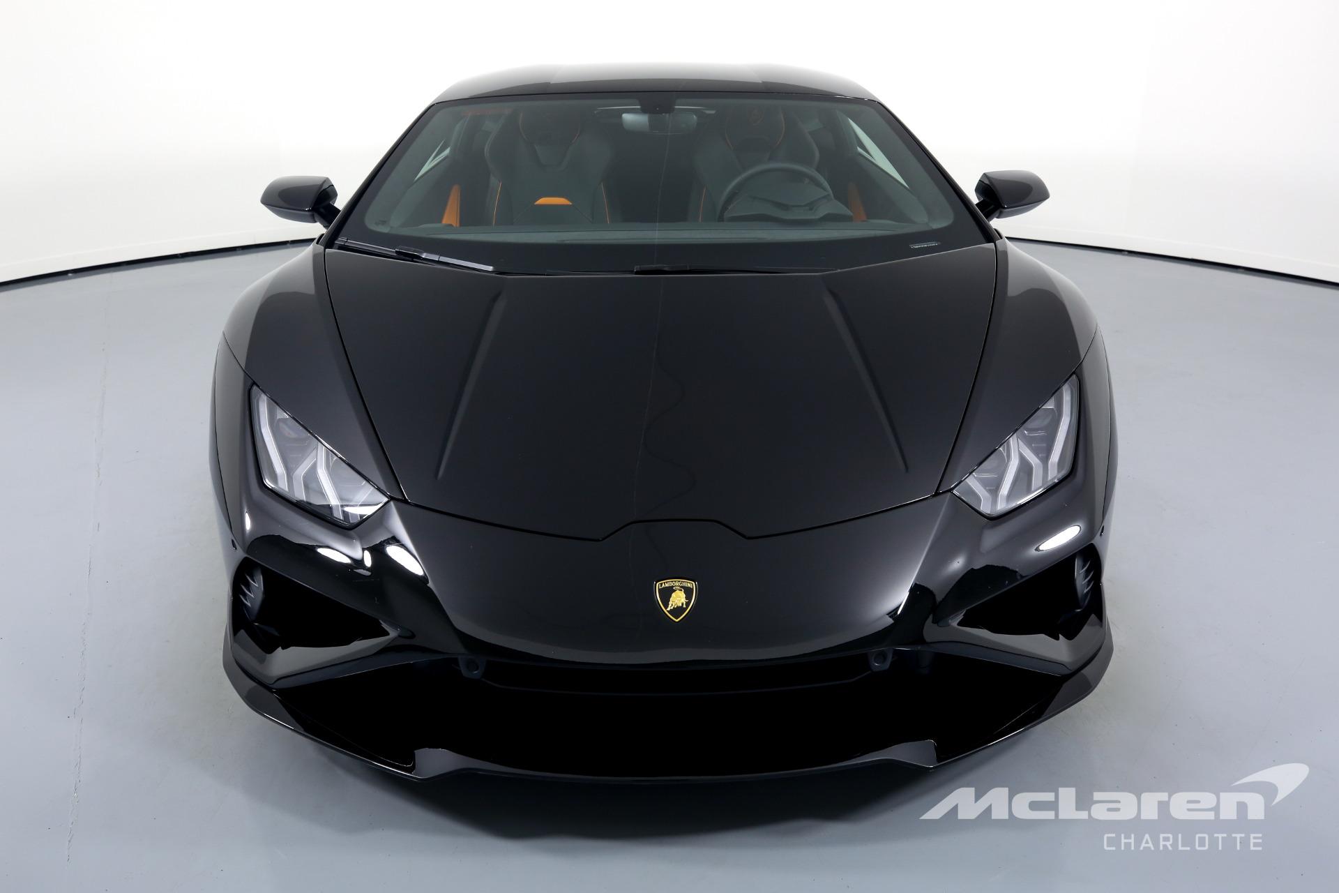 Used 2021 Lamborghini Huracan LP 610-2 EVO   Charlotte, NC