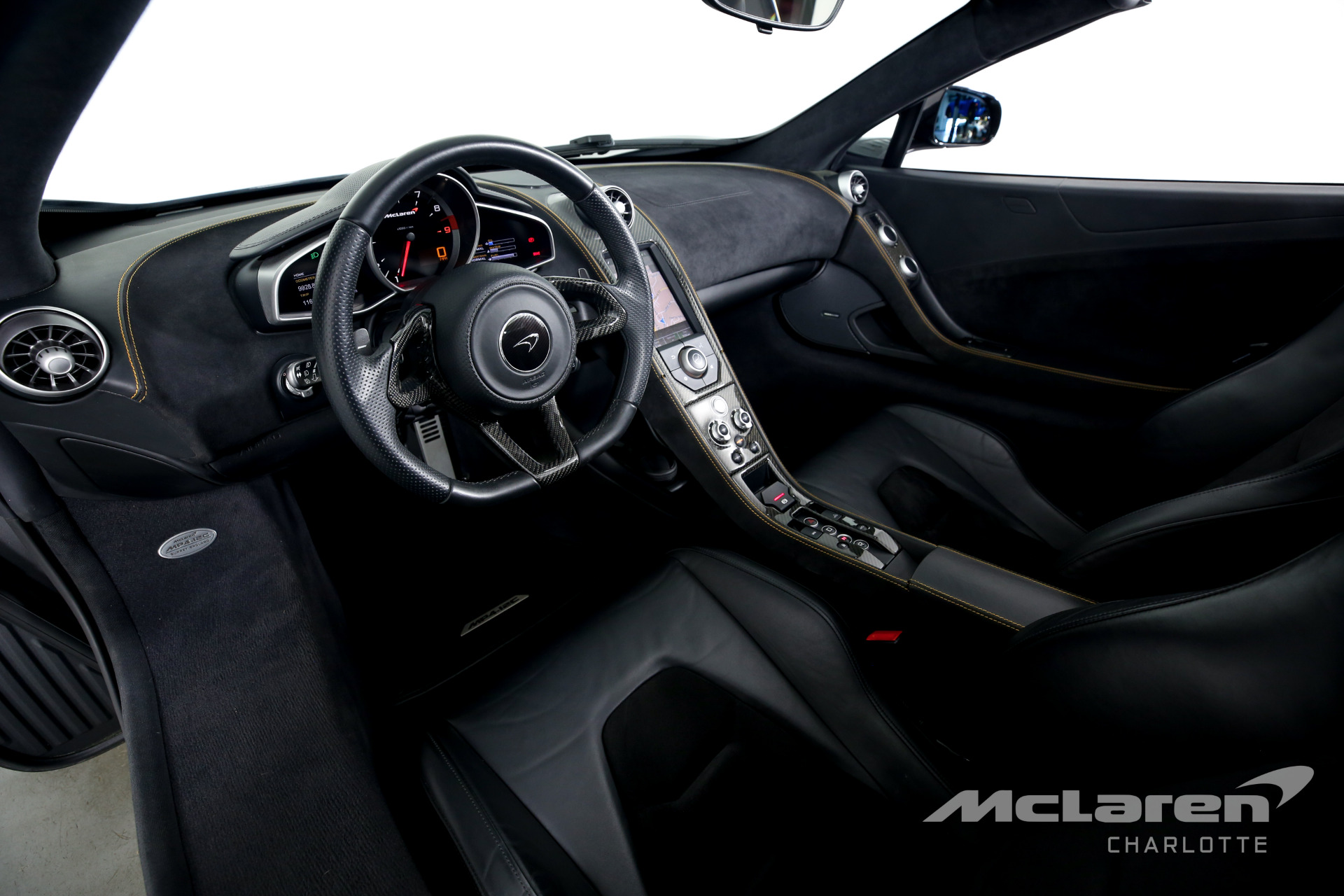 Used 2014 McLaren MP4-12C Spider    Charlotte, NC