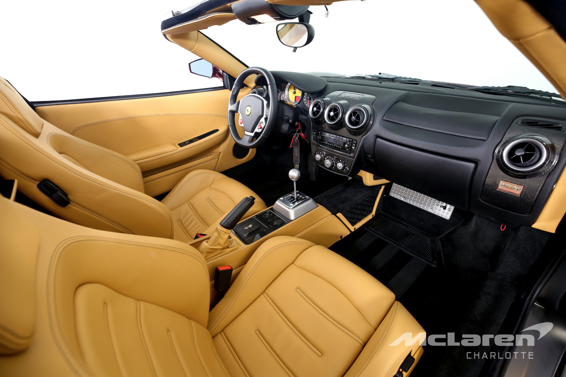 Used 2006 Ferrari F430 Spider | Charlotte, NC