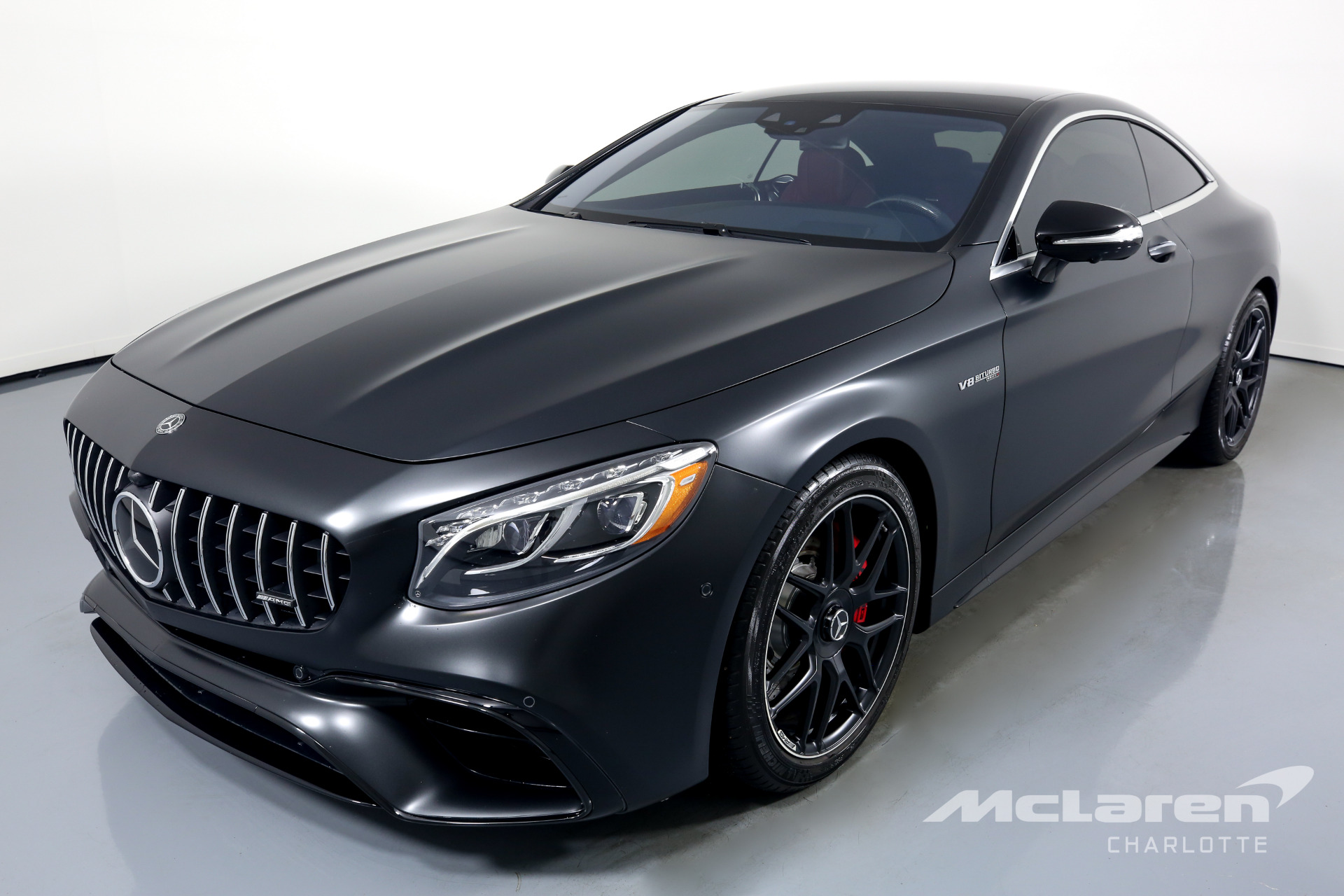 Used 2020 Mercedes-Benz S-Class AMG S 63 | Charlotte, NC