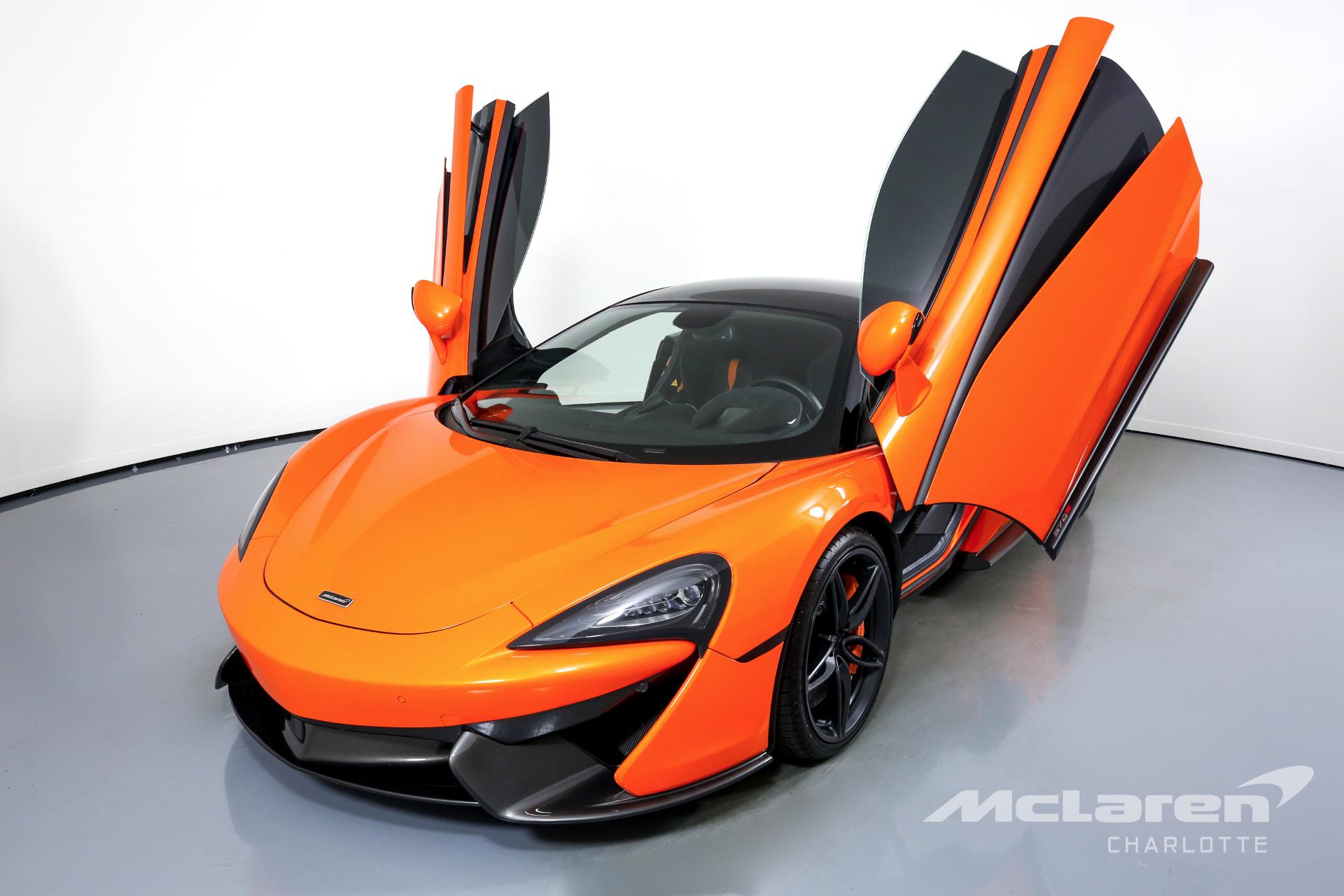 Used 2017 McLaren 570S  | Charlotte, NC