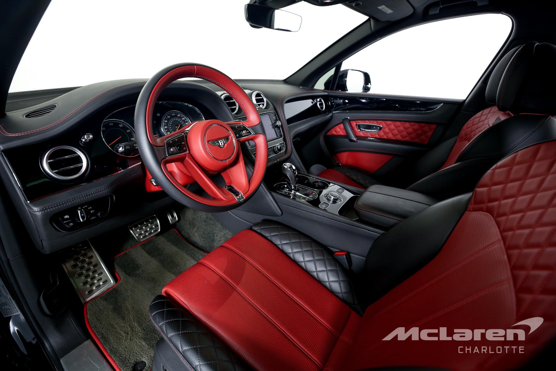 Used 2018 Bentley Bentayga Black Edition   Charlotte, NC