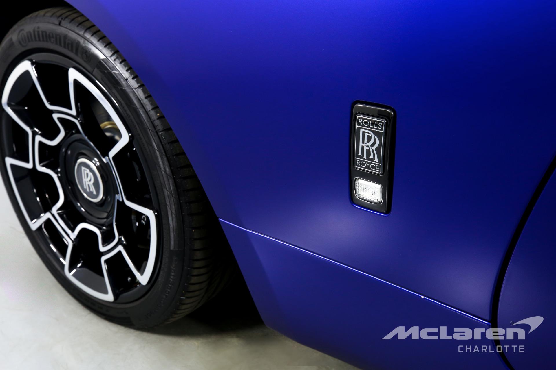 Used 2019 Rolls-Royce Wraith BLACK BADGE   Charlotte, NC