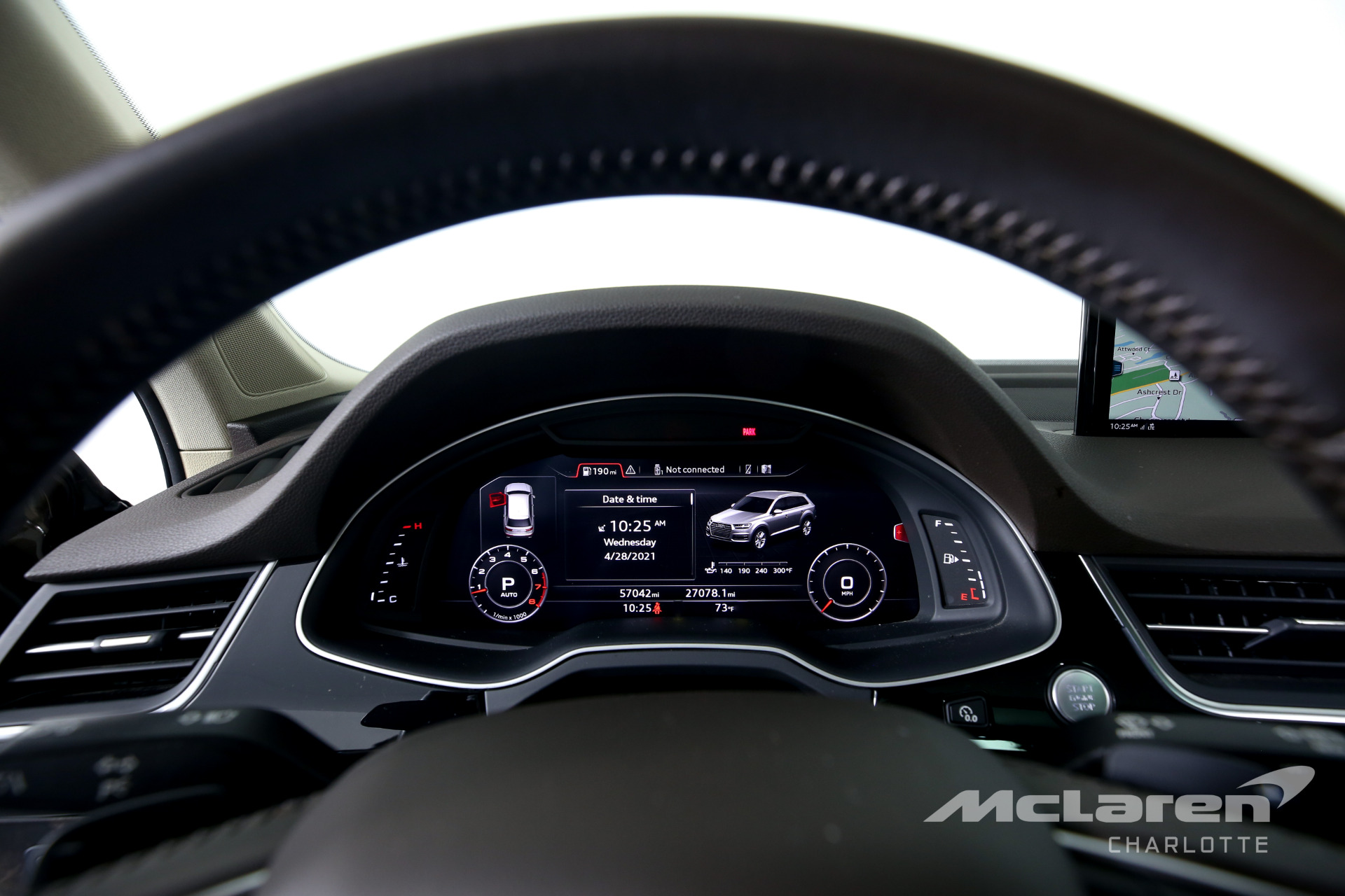 Used 2017 Audi Q7 3.0T quattro Prestige | Charlotte, NC