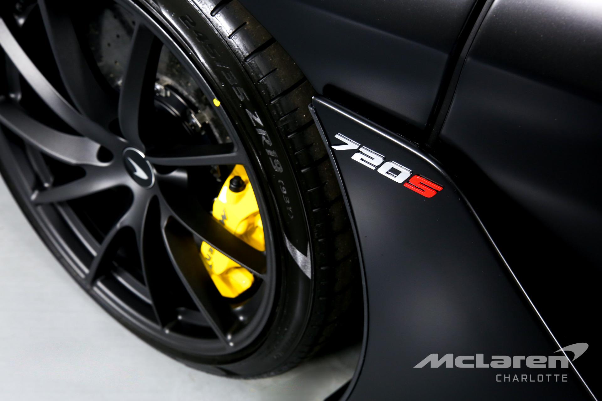 Used 2021 McLaren 720S Spider Performance | Charlotte, NC