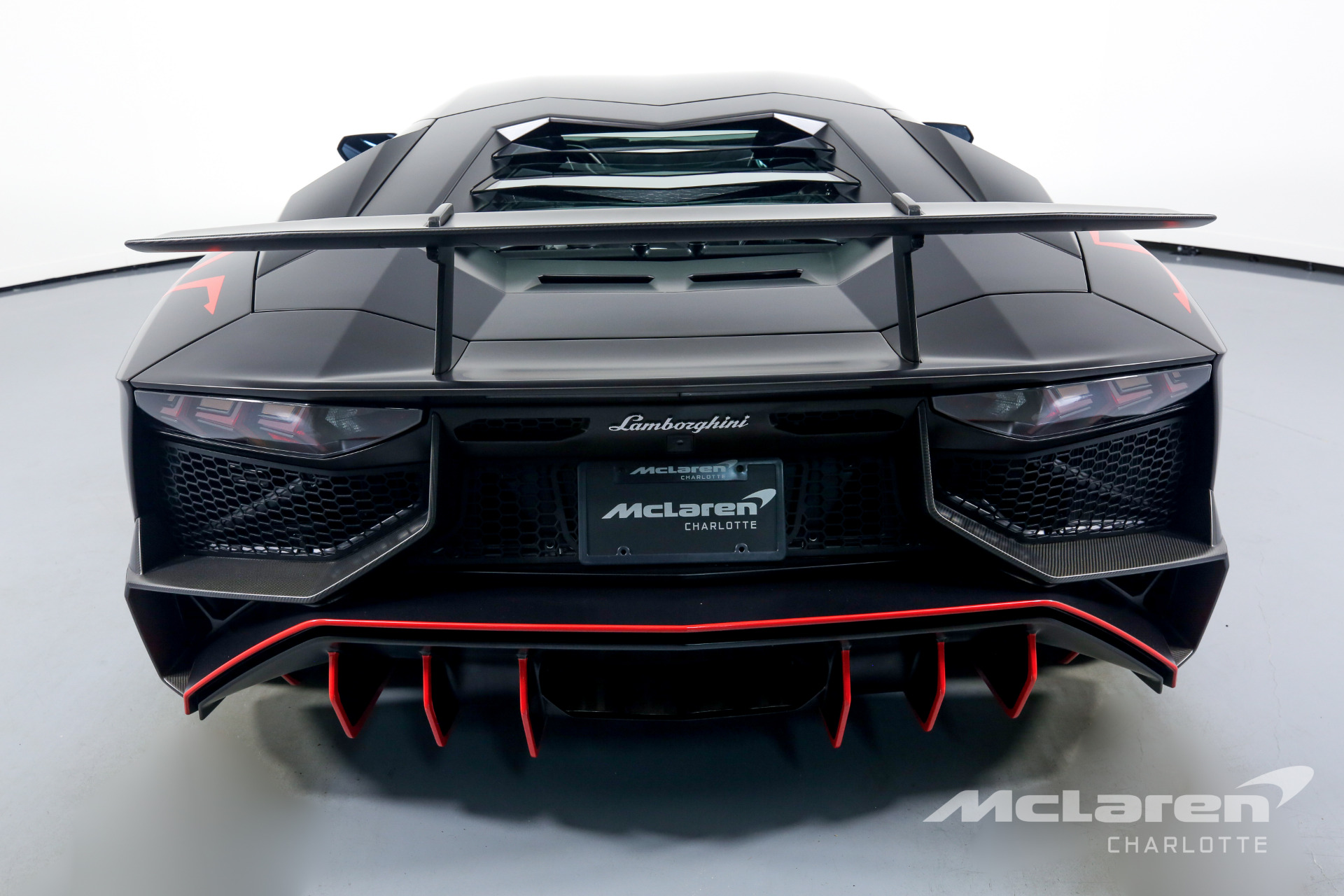 Used 2016 Lamborghini Aventador LP 750-4 SV   Charlotte, NC