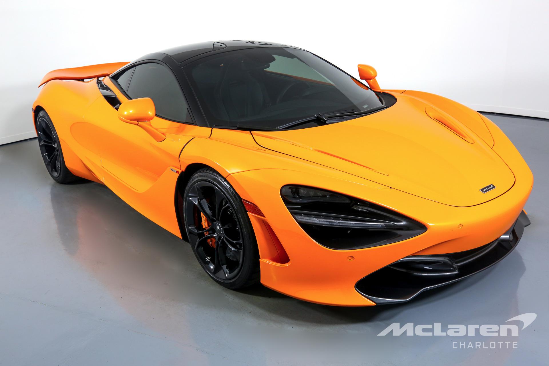 Used 2019 McLaren 720S Performance | Charlotte, NC